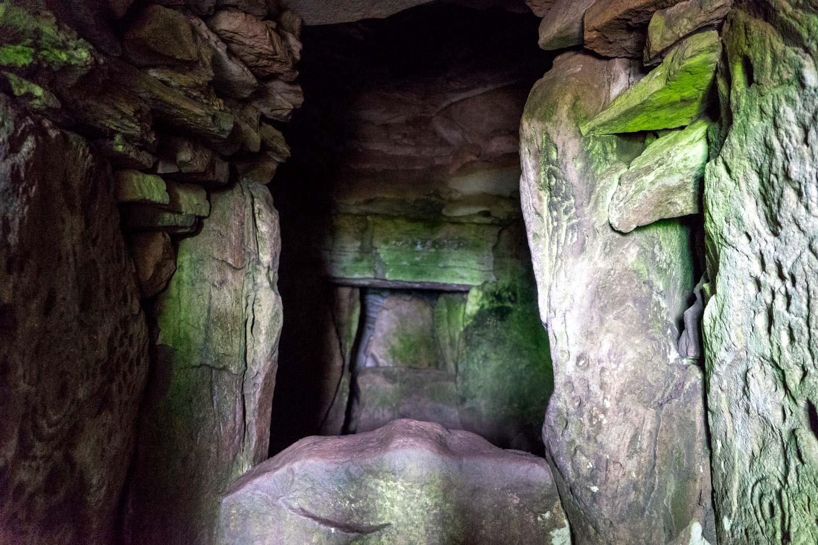 Loughcrew Megalithic Site, Ireland