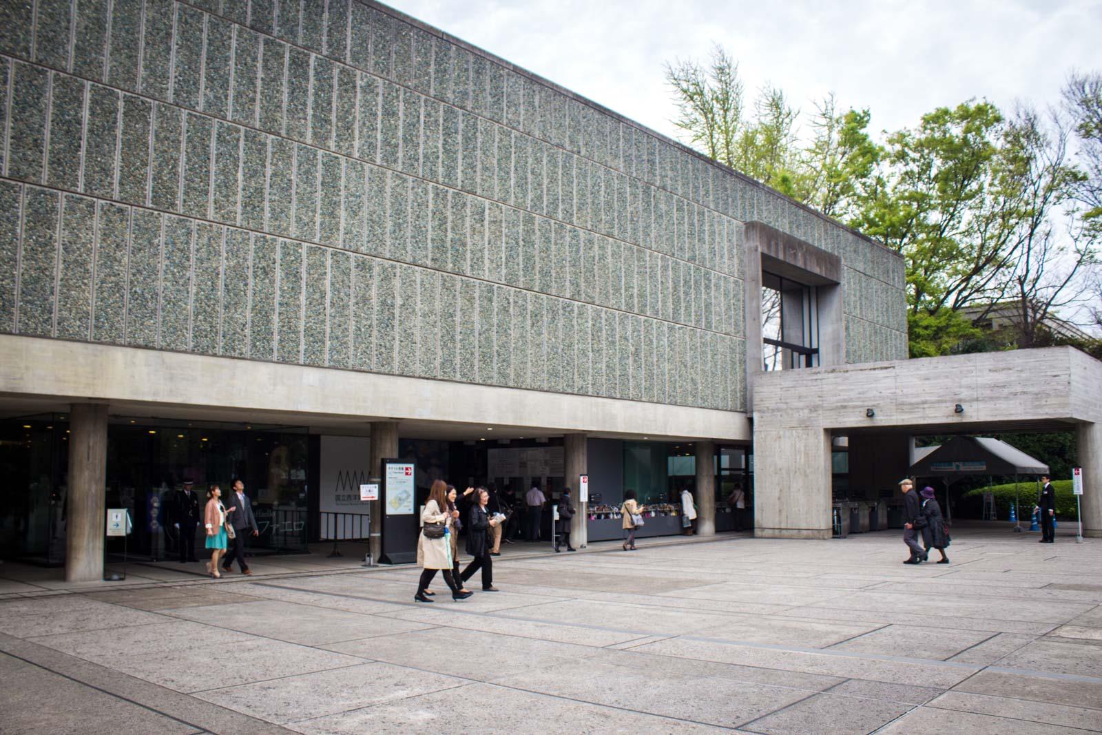 National Museum of Western Art, Tokyo, Japan