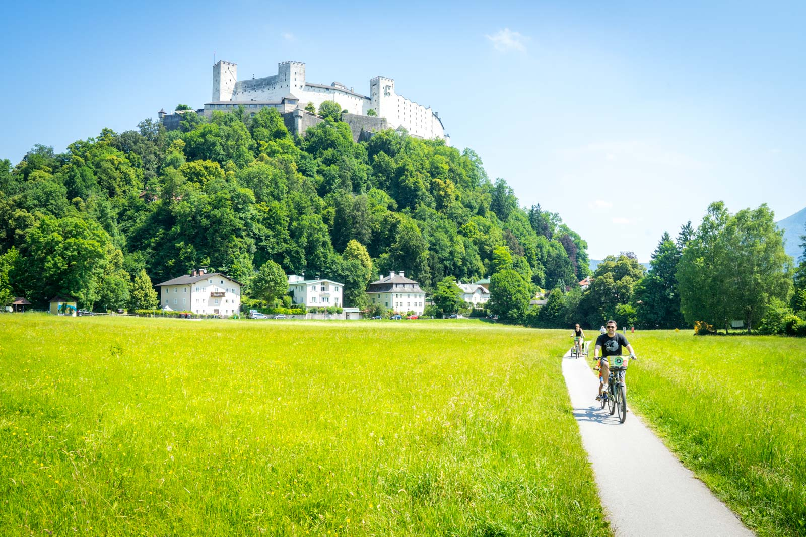 Sound of Music tour, Salzburg, Austria