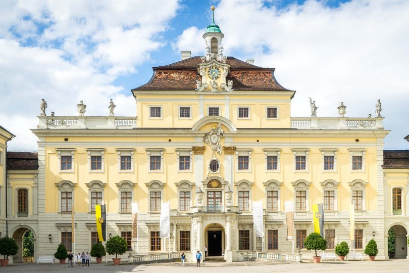 Come inside a German Baroque Palace