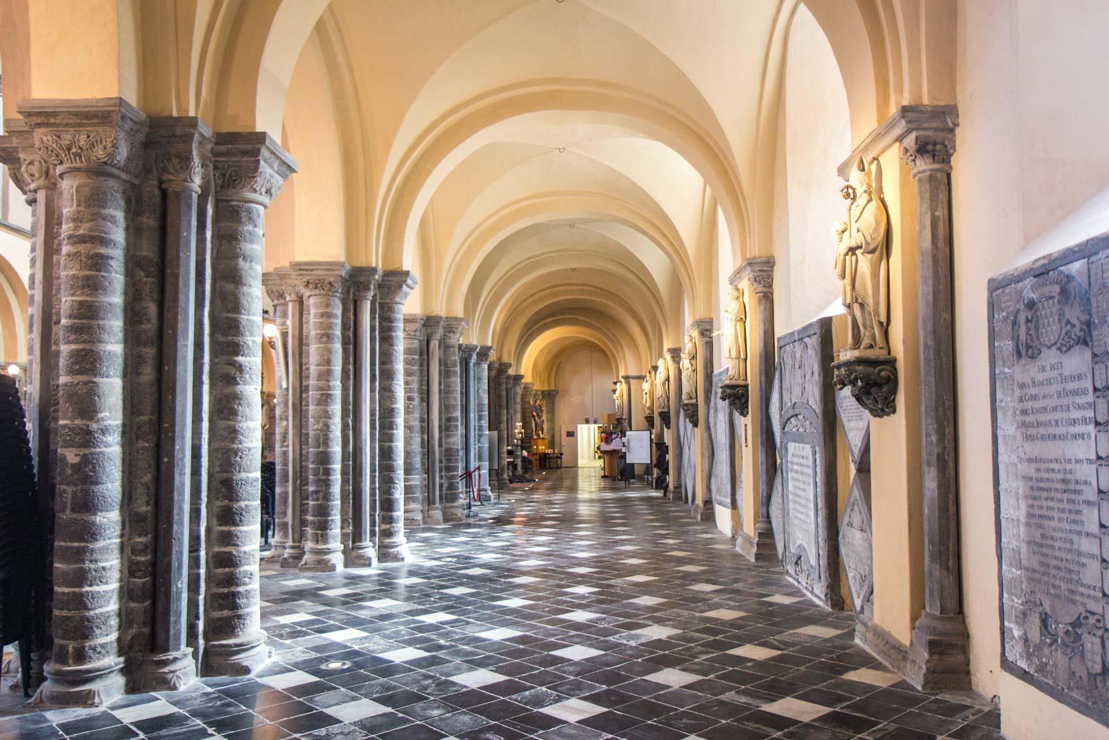 Tournai Cathedral, Belgium