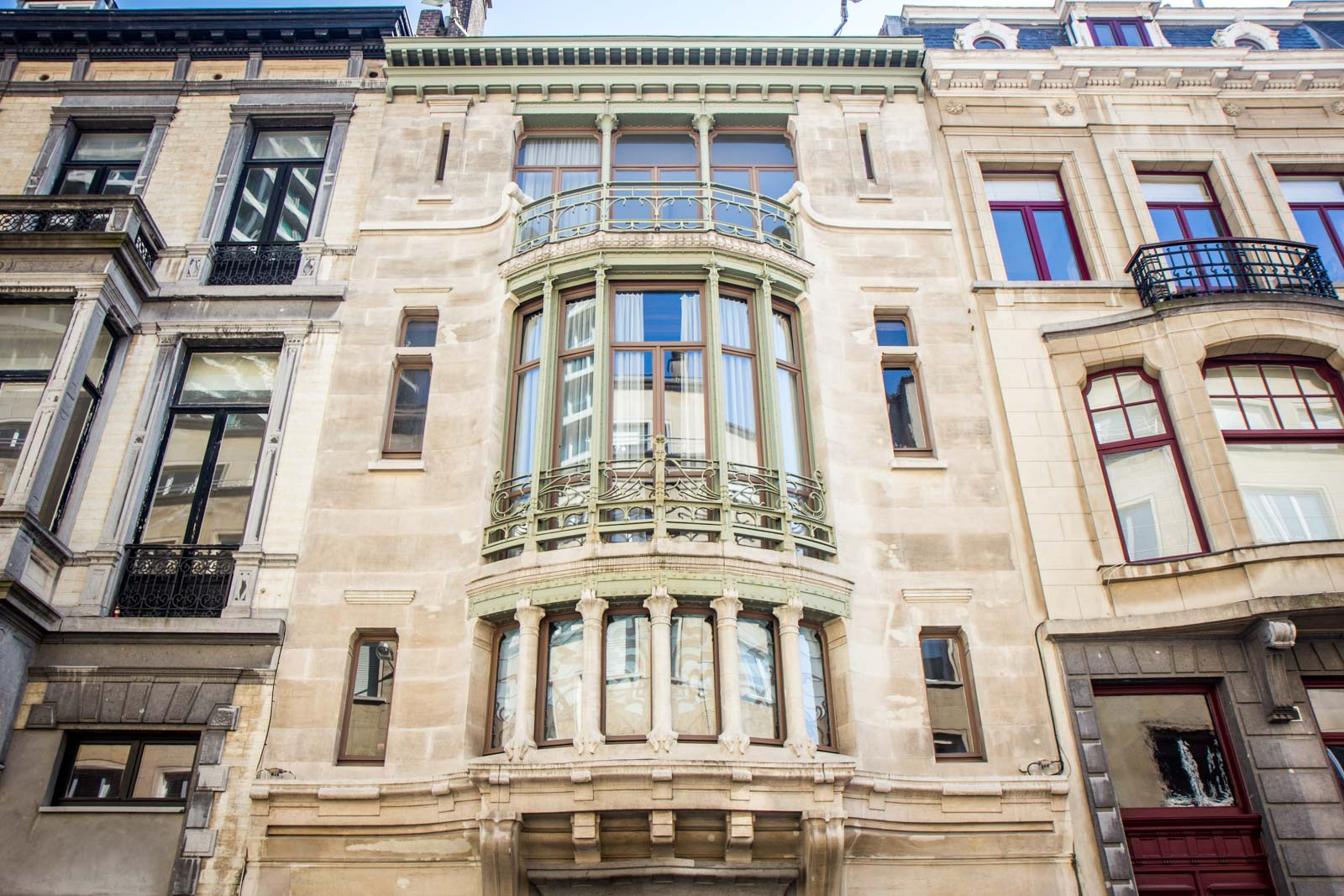 Major Town Houses of Victor Horta, Brussels, Belgium