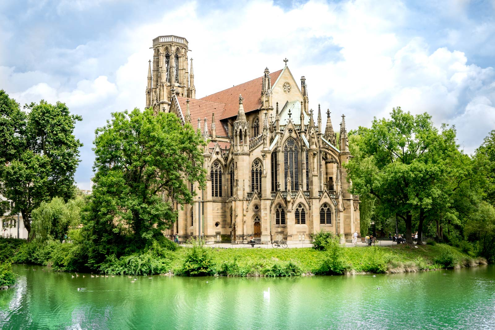 Things to do in Stuttgart, Germany