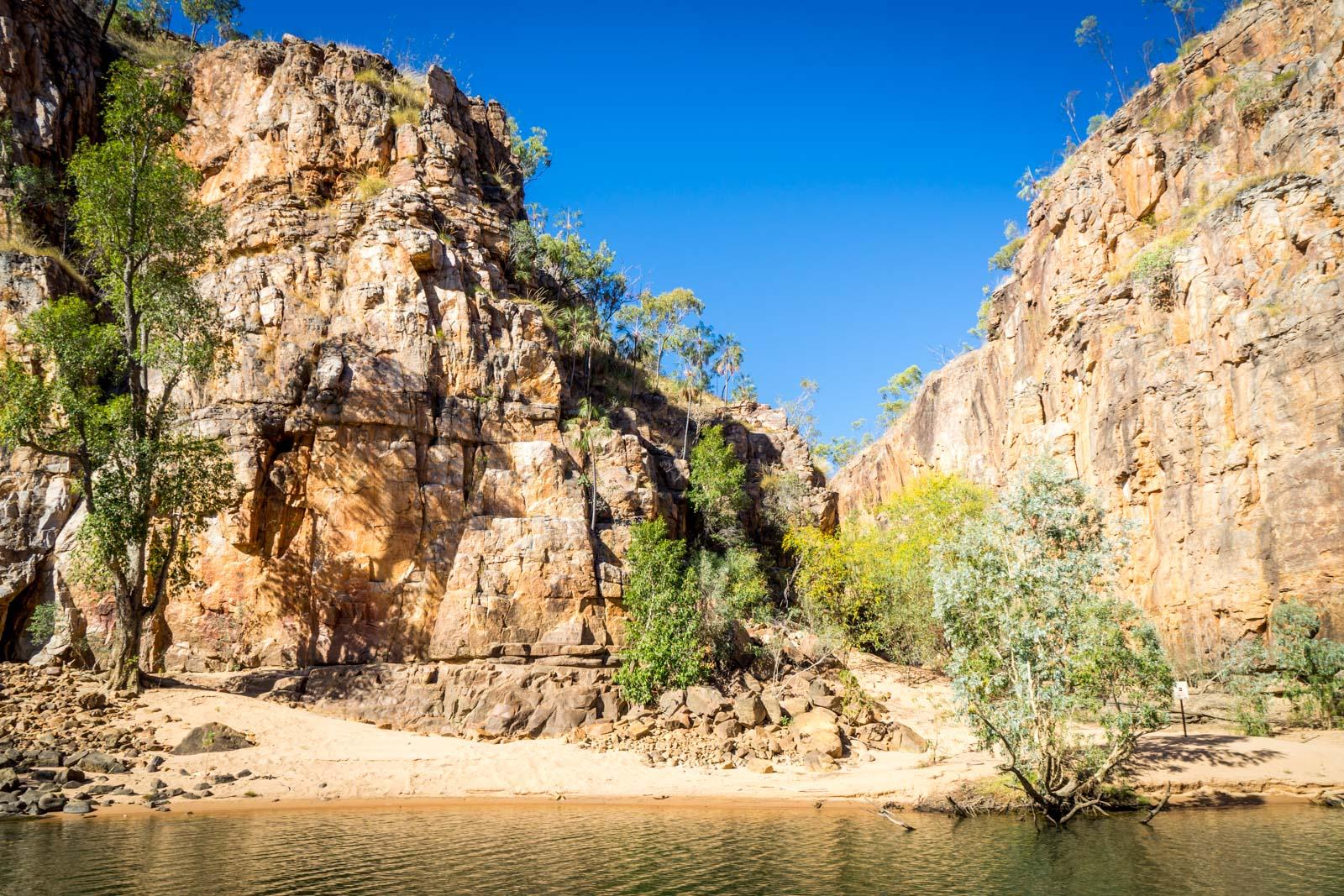 Nitmiluk Gorge, Katherine, Northern Territory, Australia