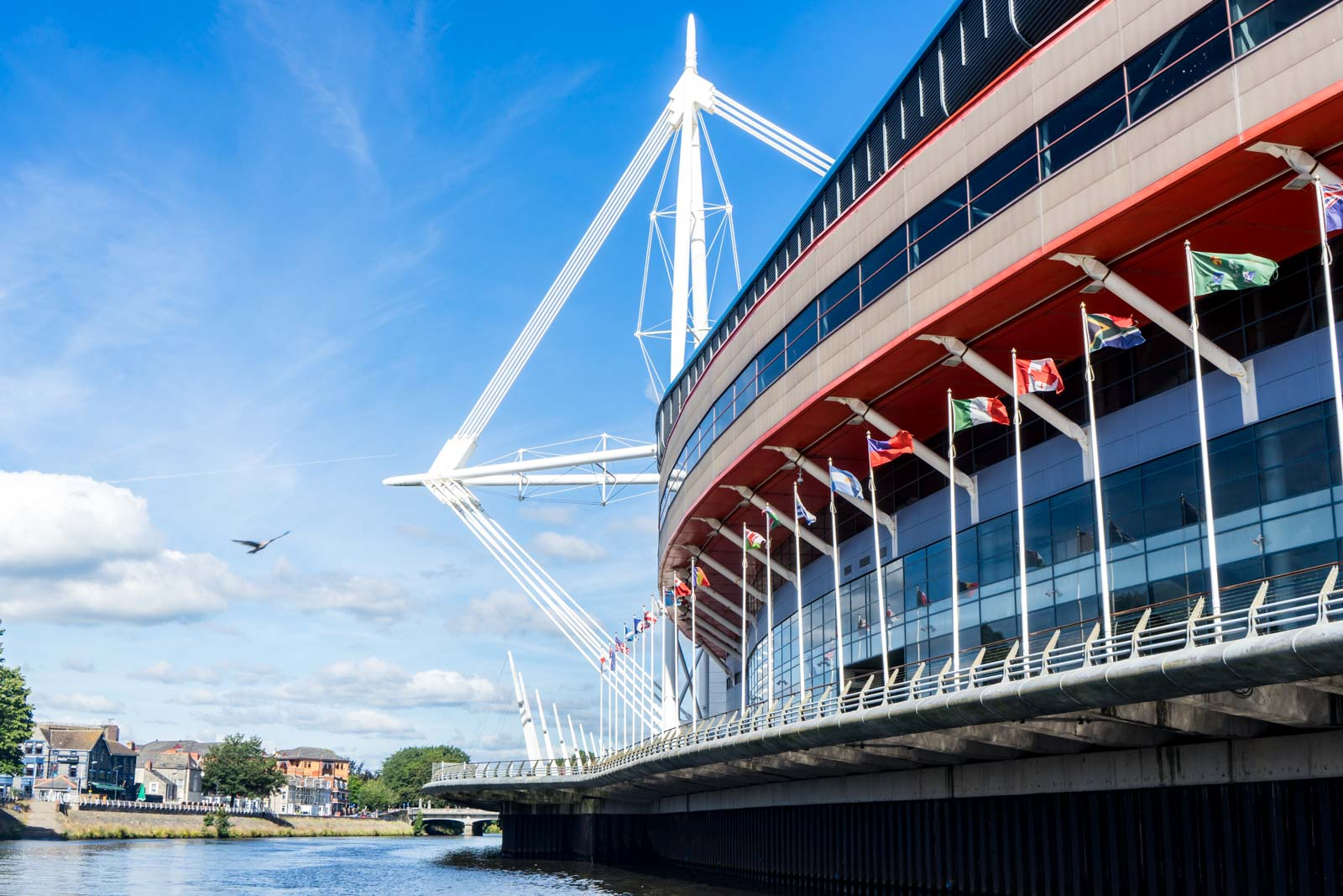 Visit Cardiff's modern history, Wales