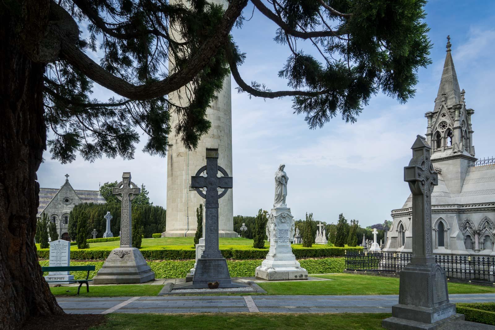 Glasnevin Cemetery Museum, Dublin, Ireland