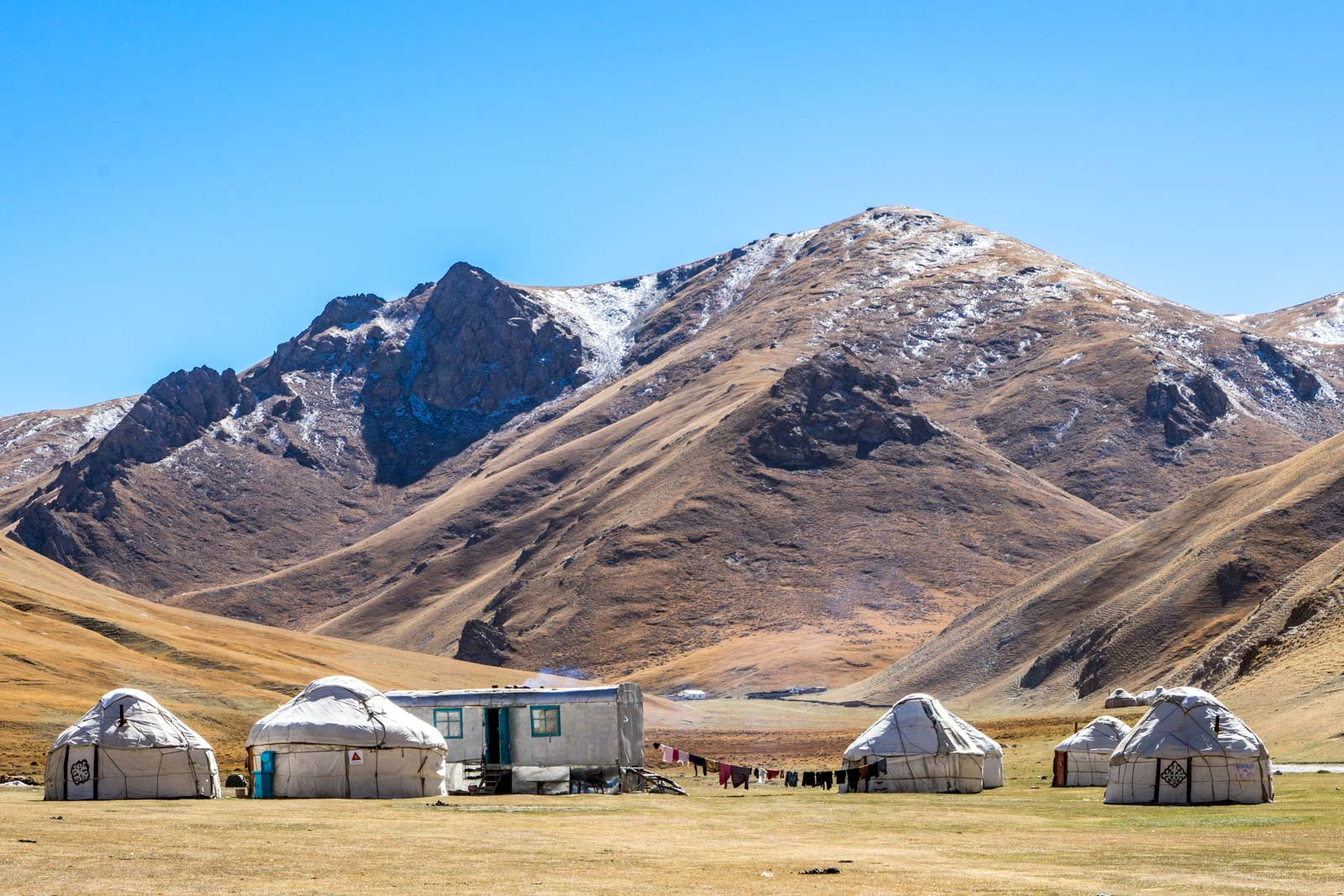 Tash Rabat caravanserai, Kyrgyzstan