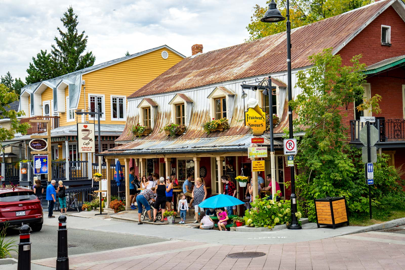 Baie-Saint-Paul, Quebec, Canada