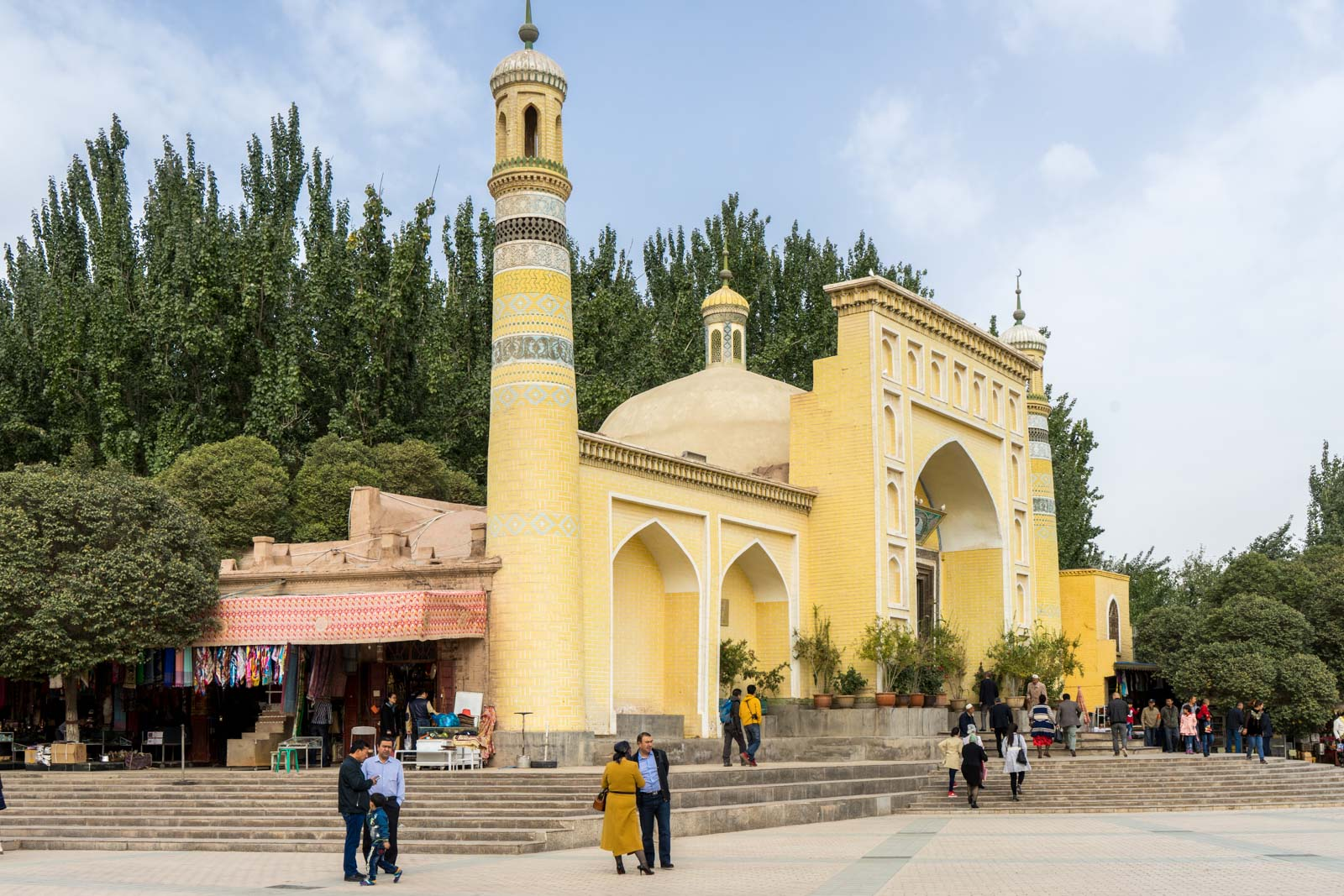Kashgar Old City, China