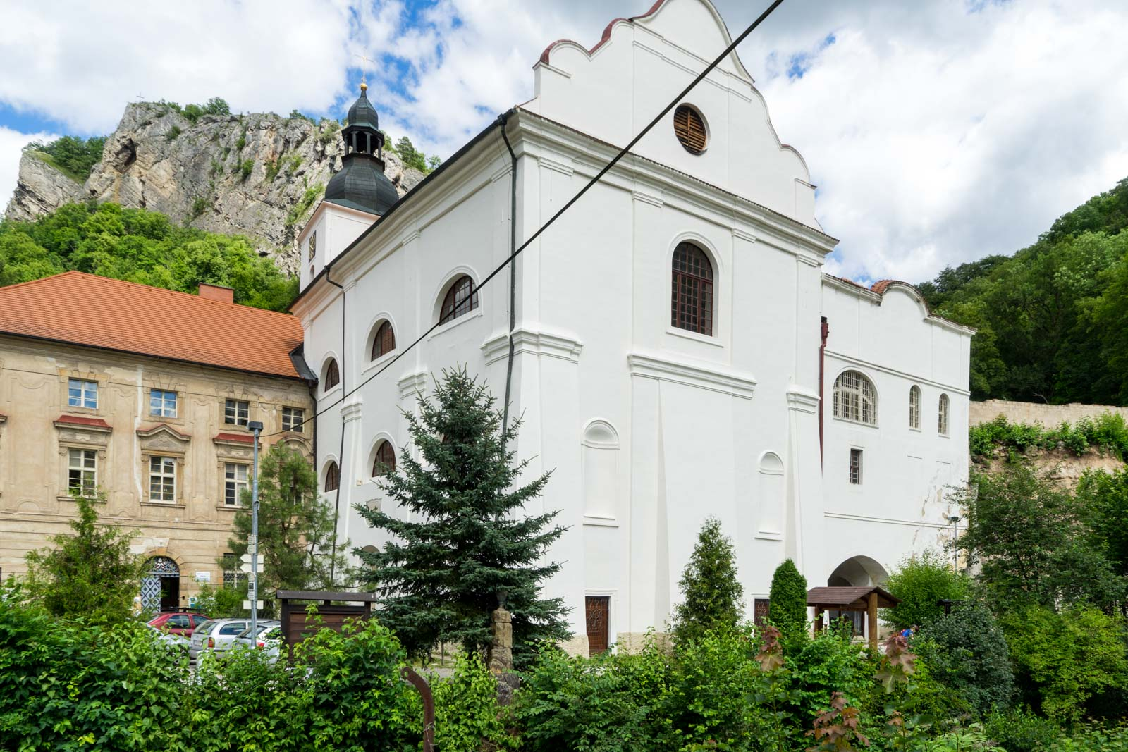 Svatý Jan pod Skalou, Czech Republic