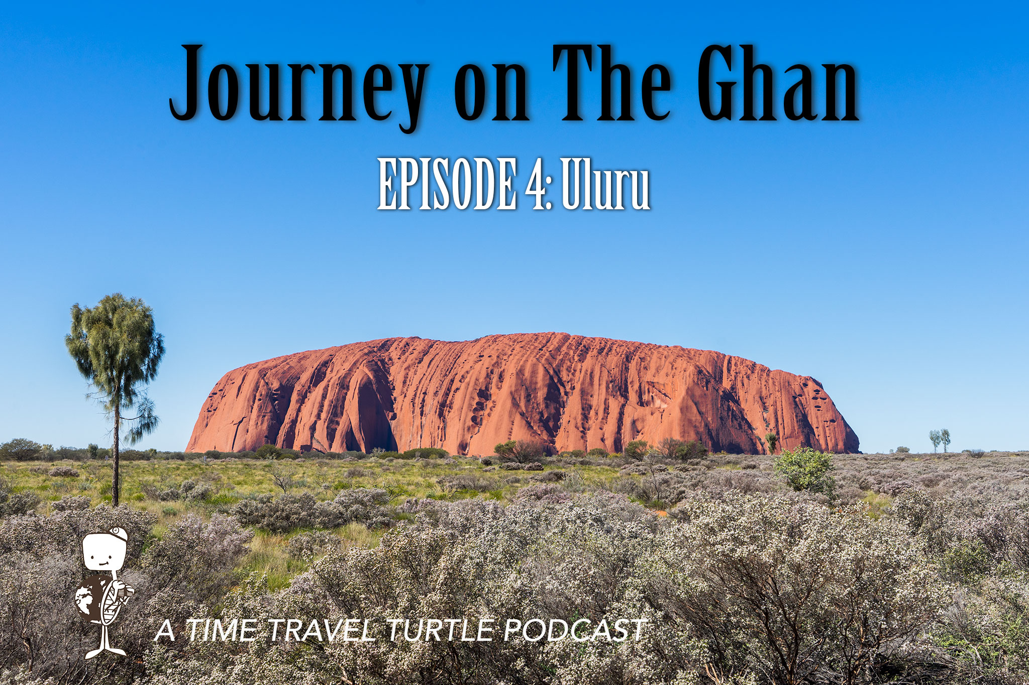 Journey on the Ghan: Episode 4