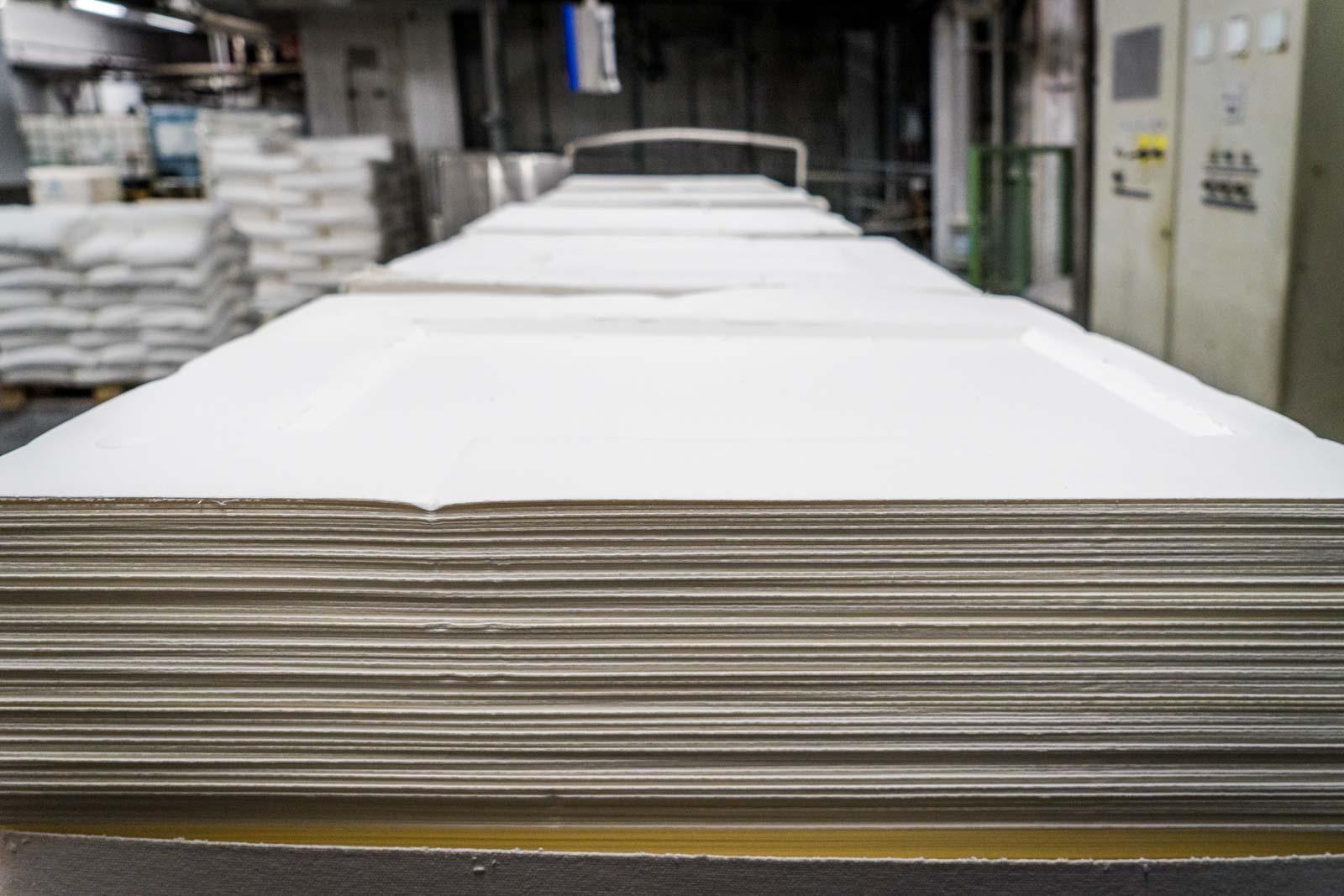 Gmund Paper Factory, Tegernsee, Bavaria, Germany