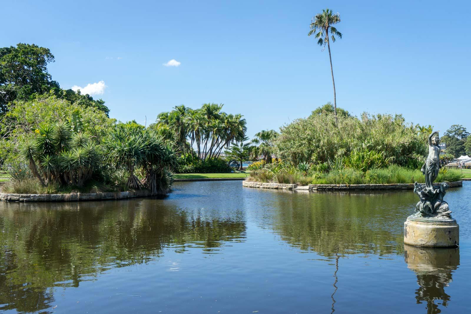 Royal Botanic Garden, Sydney, NSW, Australia
