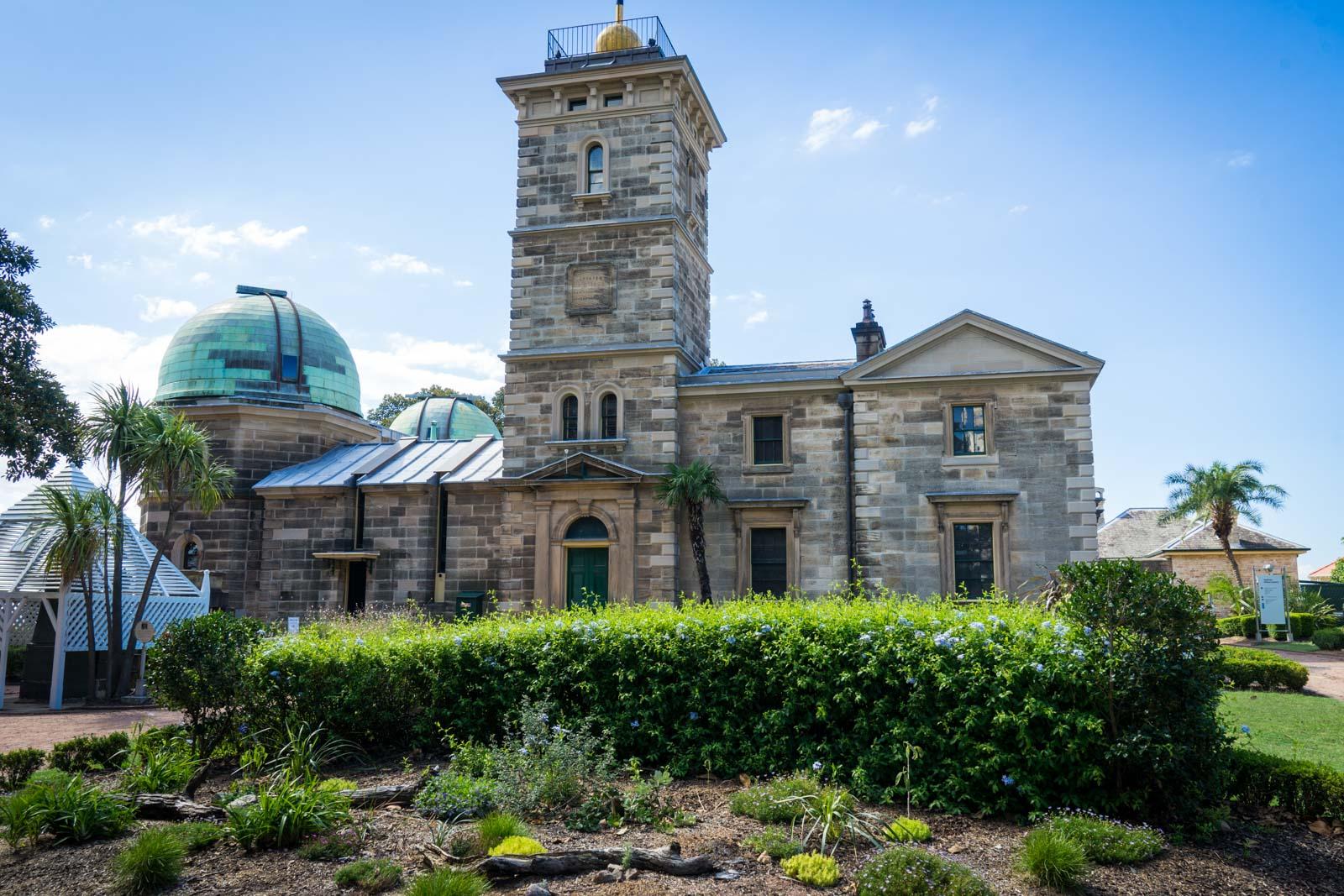 Sydney Observatory, Sydney, NSW, Australia