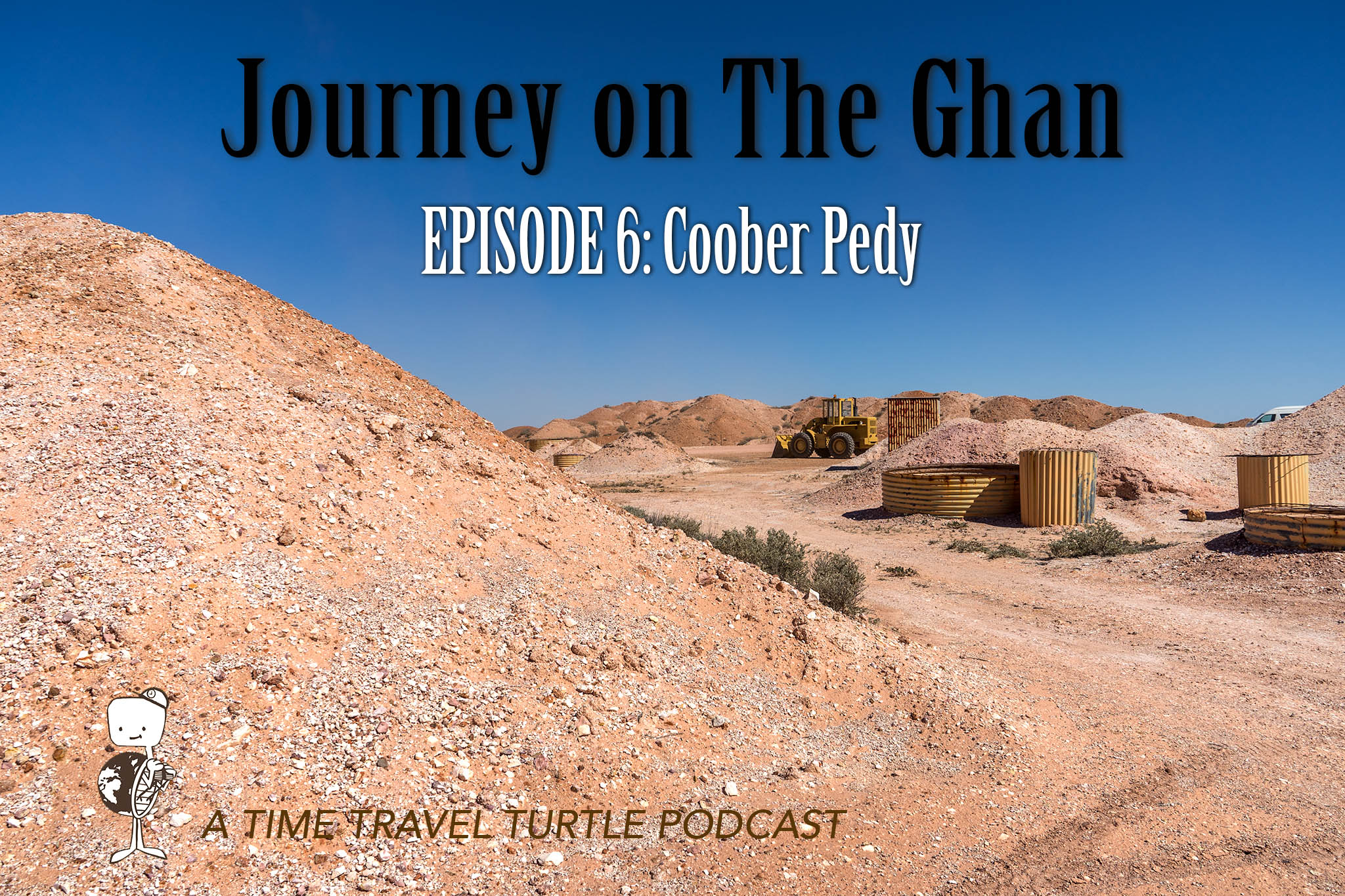 Journey on the Ghan: Episode 6