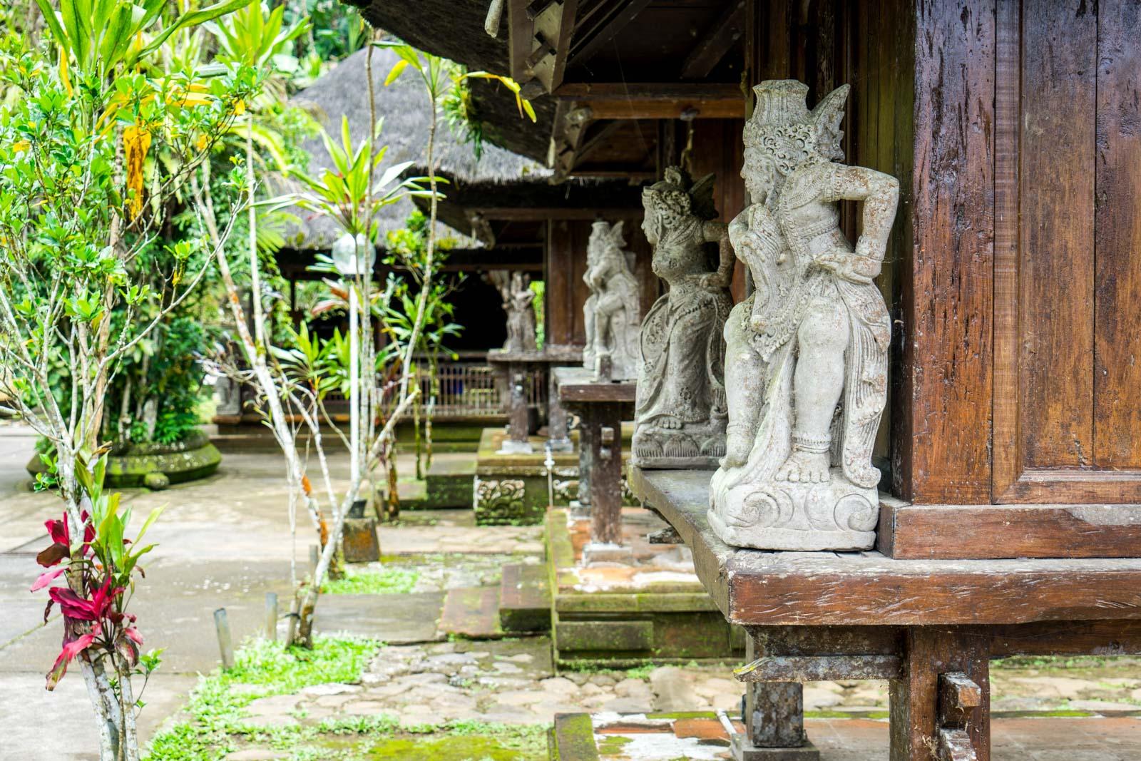 Pura Luhur Batukaru, Bali, Indonesia