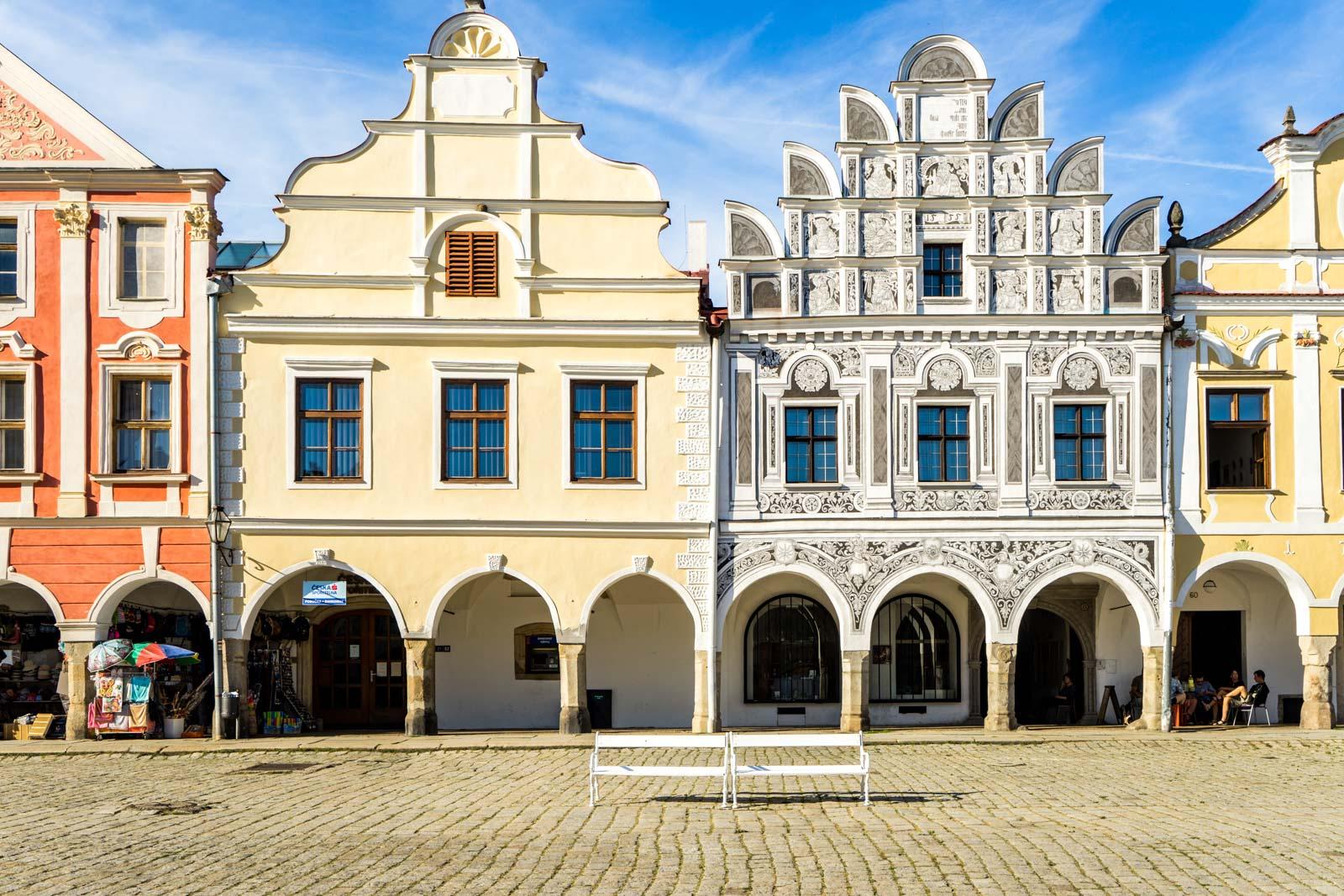 Czech Republic: a selection of sites