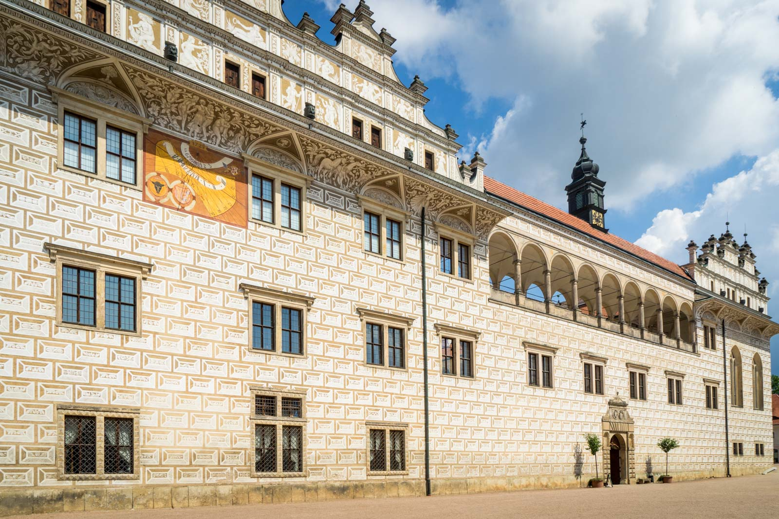 Litomyšl Castle, Czech Republic