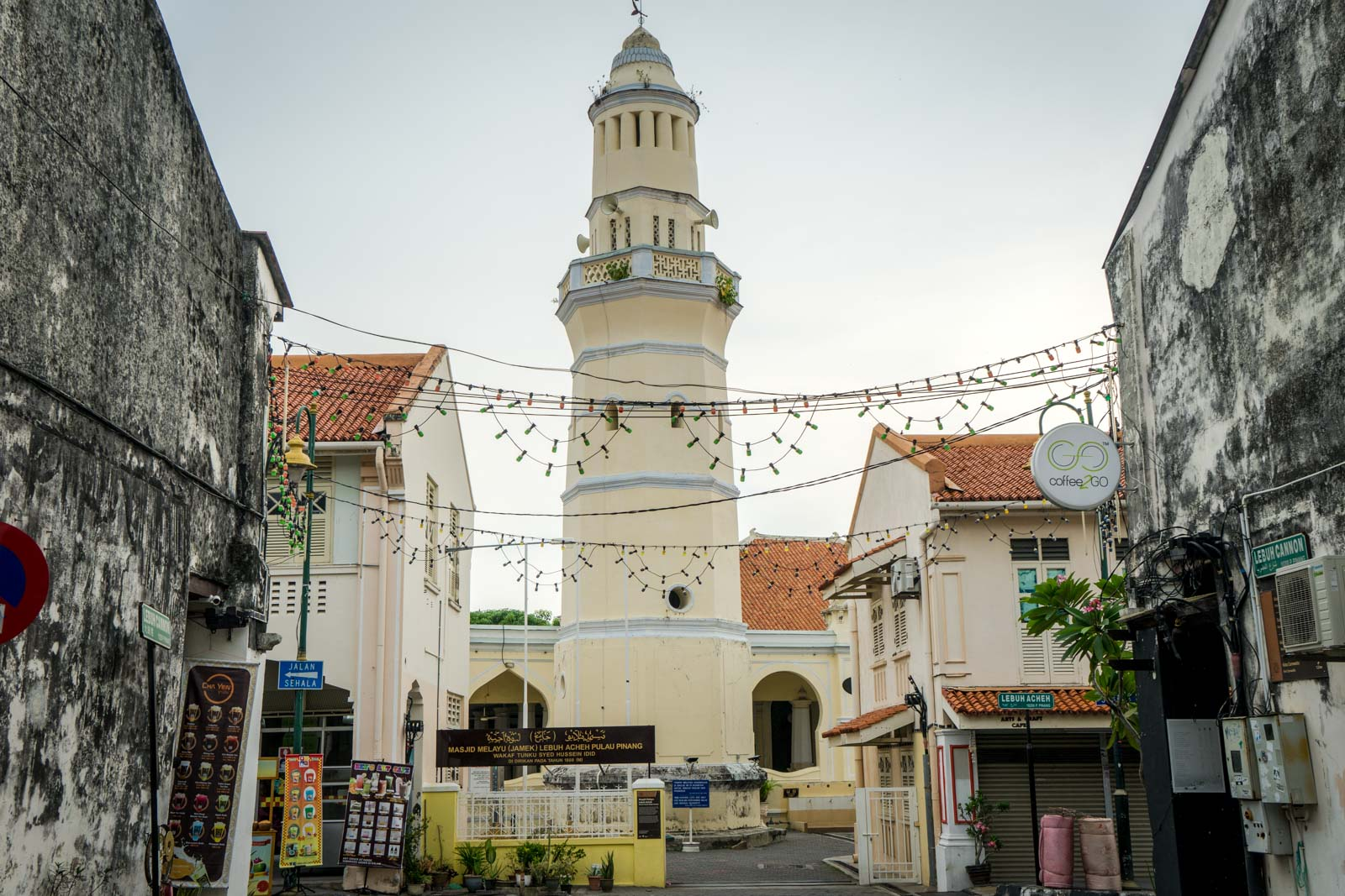 Heritage Trail, George Town, Penang, Malaysia