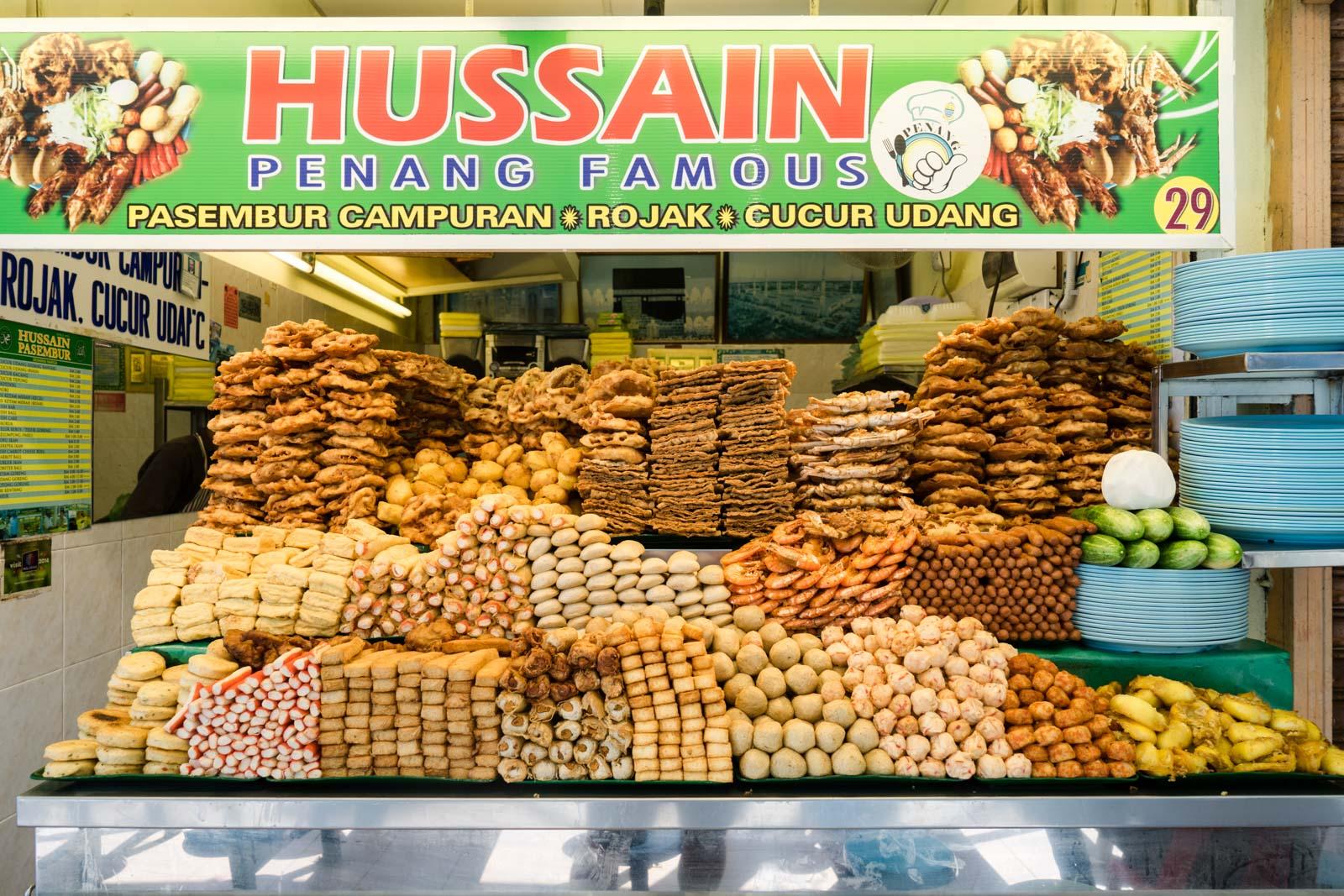 Pasembur, Penang, Malaysia