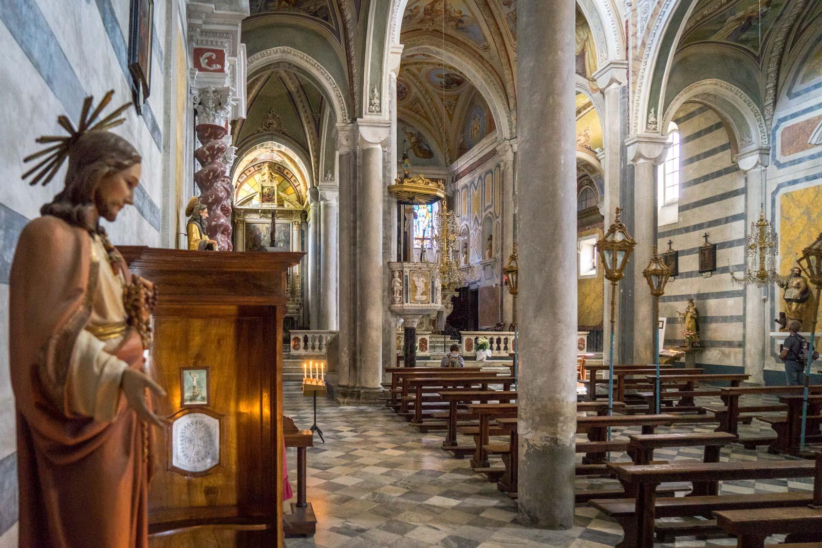 Cinque Terre world heritage, Italy