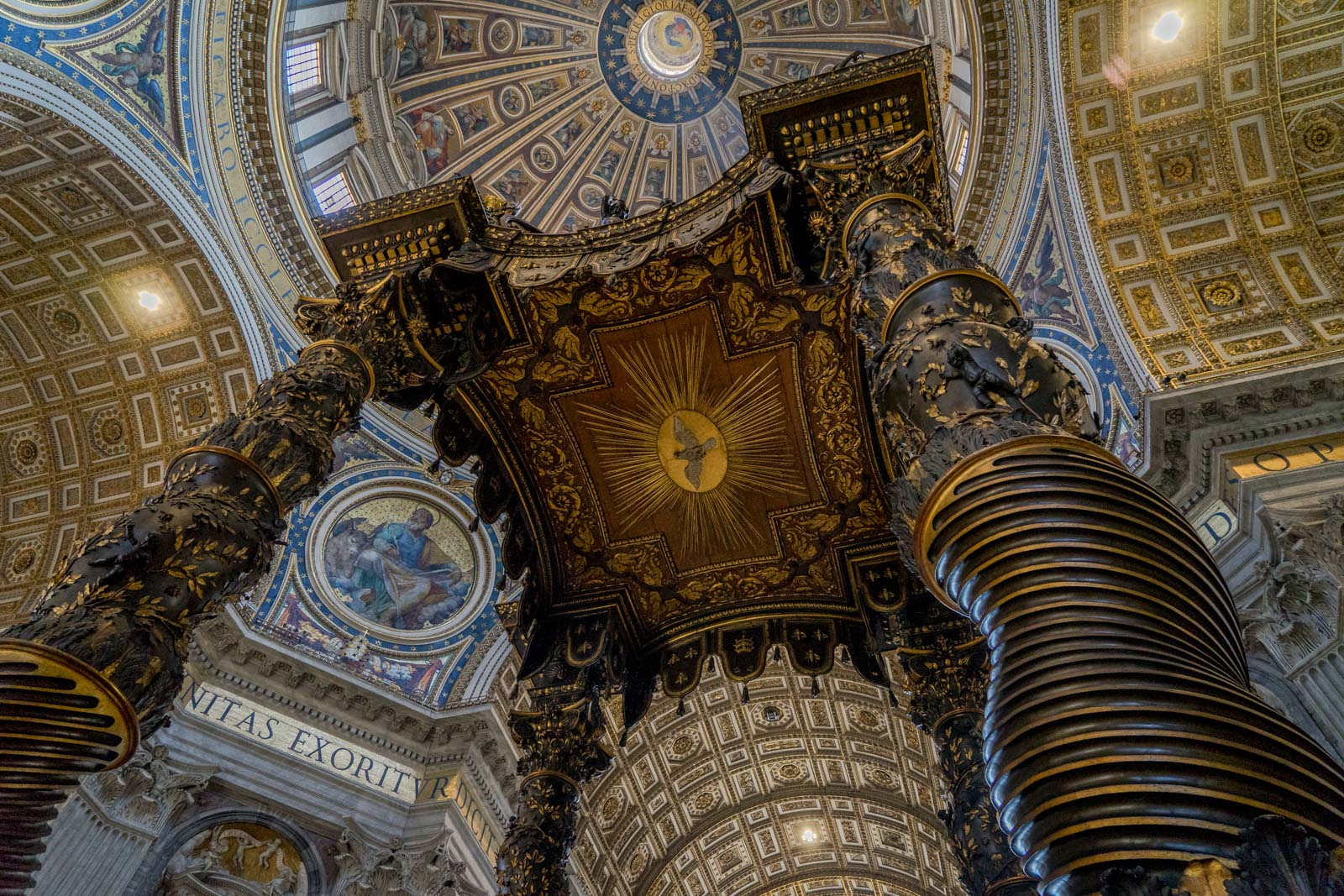 St Peters Basilica, Vatican City