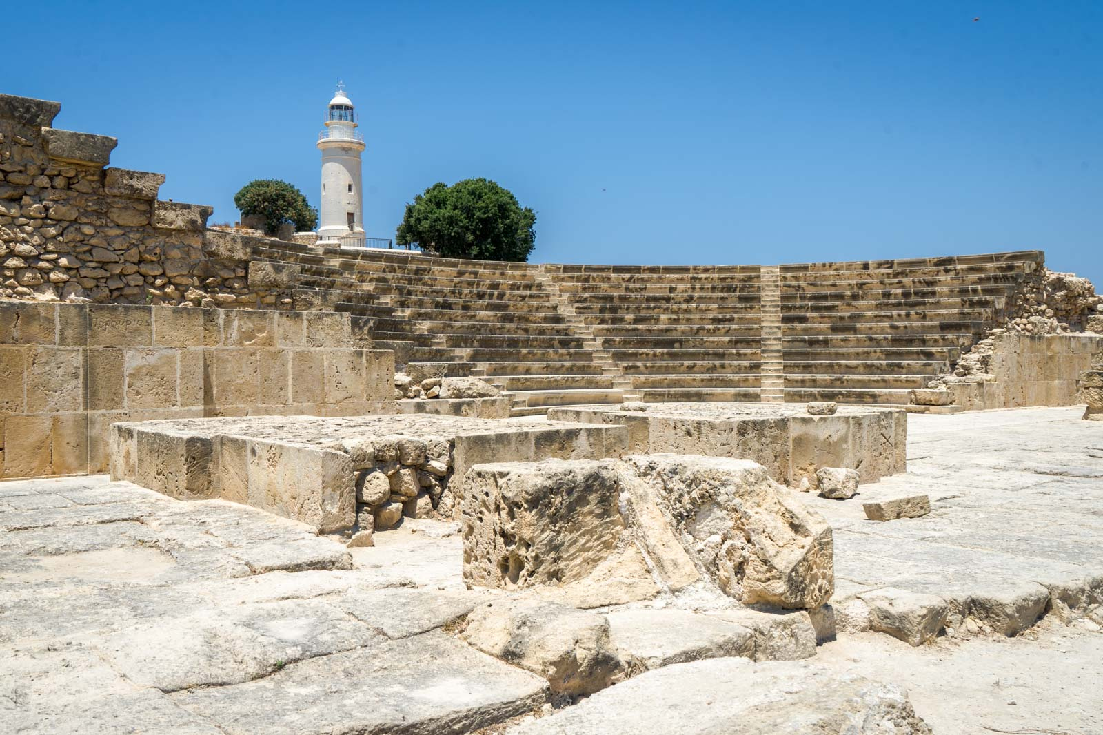 World Heritage Site, Pafos, Cyprus
