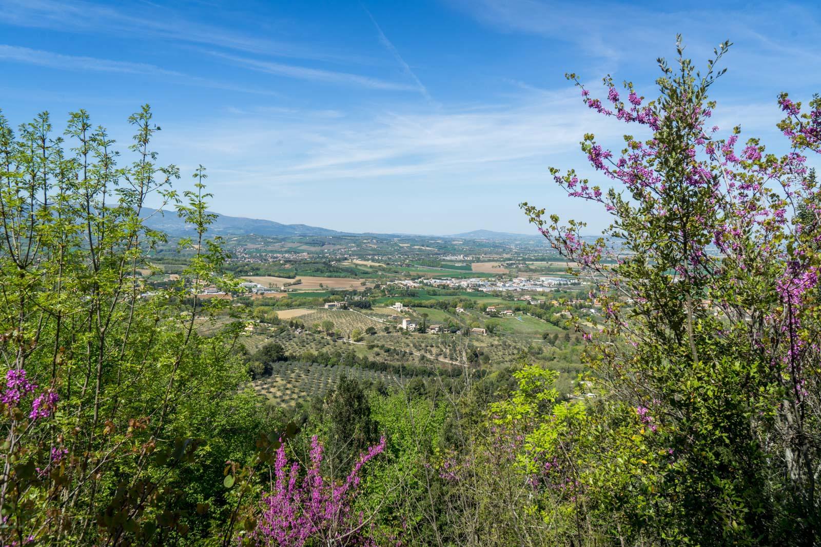 Spoleto - Norcia Railway, Umbria, Italy