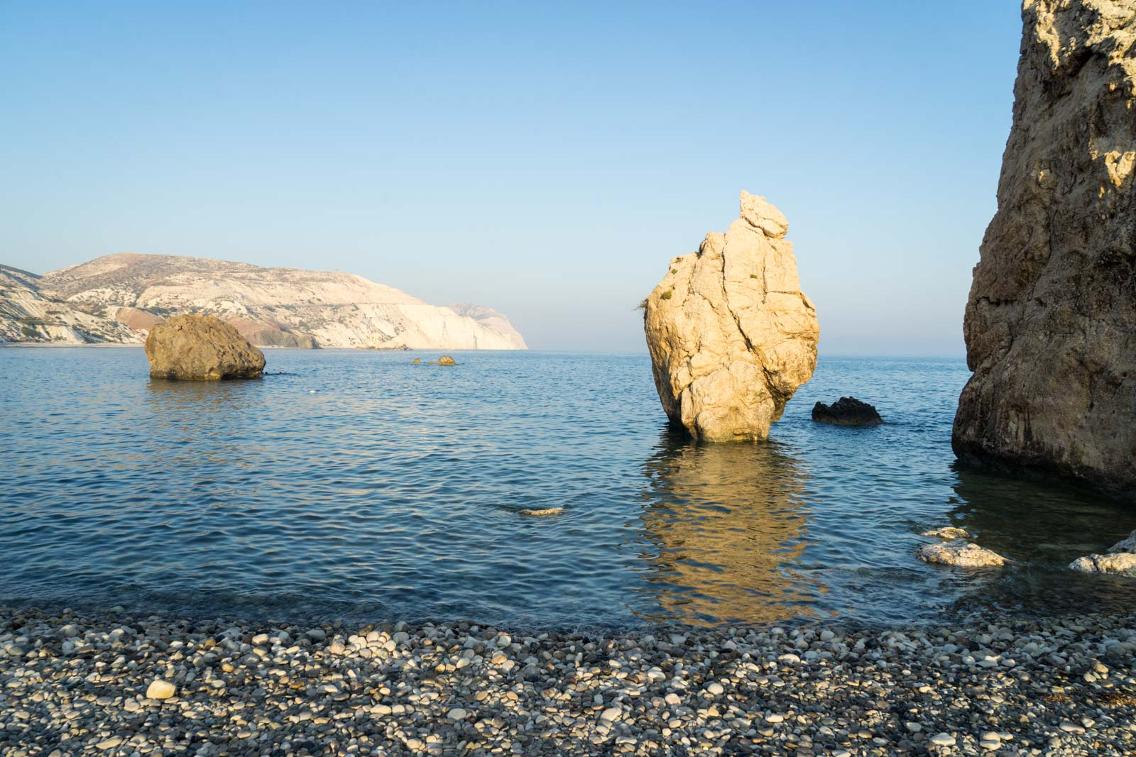 Birthplace of Aphrodite, Pafos, Cyprus