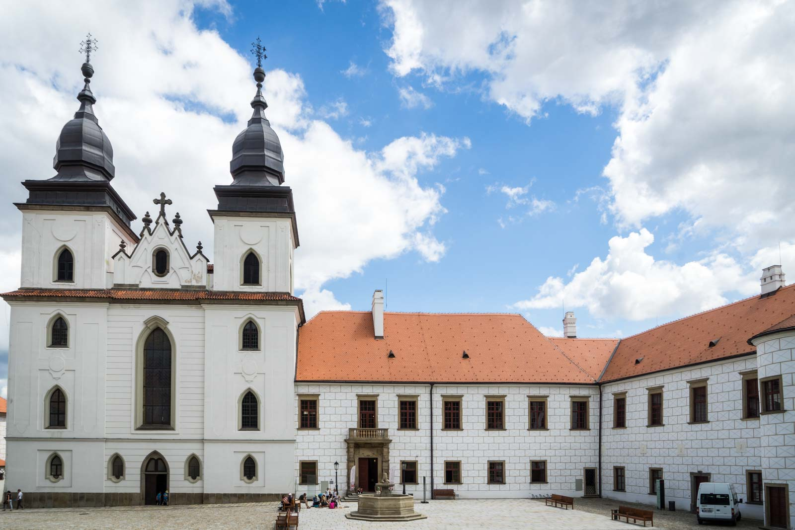 Trebic World Heritage Site, Czech Republic