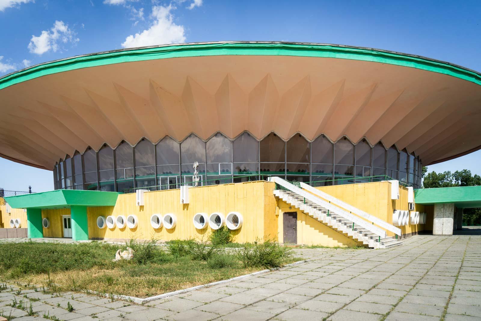 Circus, Bishkek, Kyrgyzstan