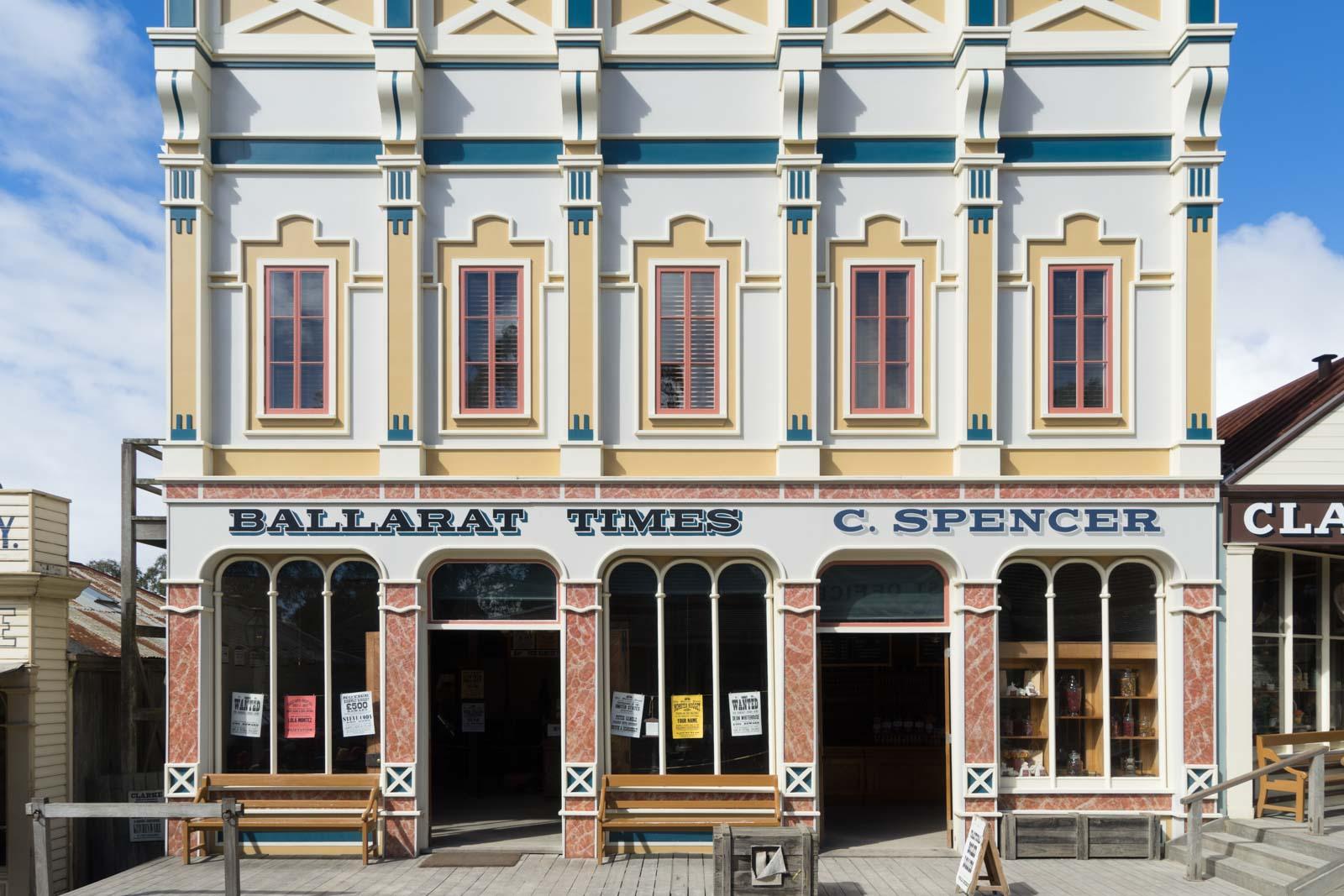 Sovereign Hill, Ballarat, Victoria, Australia