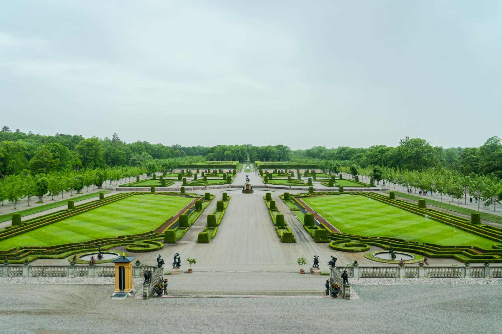Drottningholm Palace, Stockholm, Sweden
