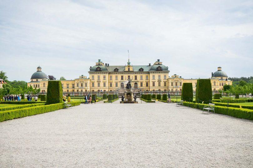 Inside a royal home in Sweden