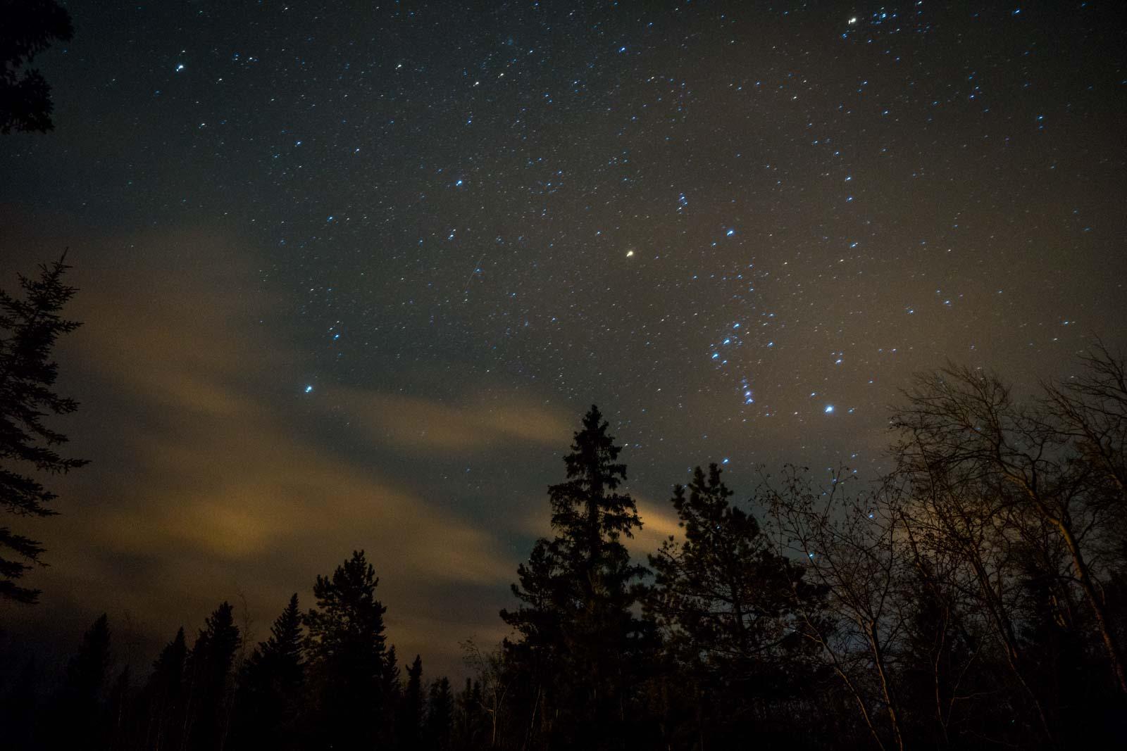 Jasper Dark Sky Festival, Alberta, Canada