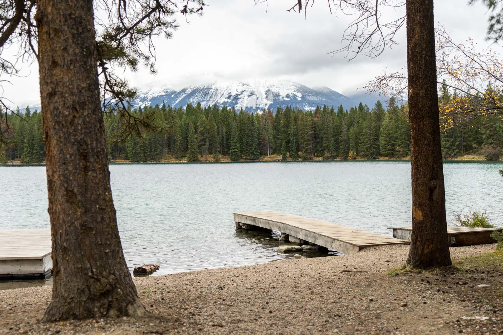 Lake Annette, Jasper, Alberta, Canada