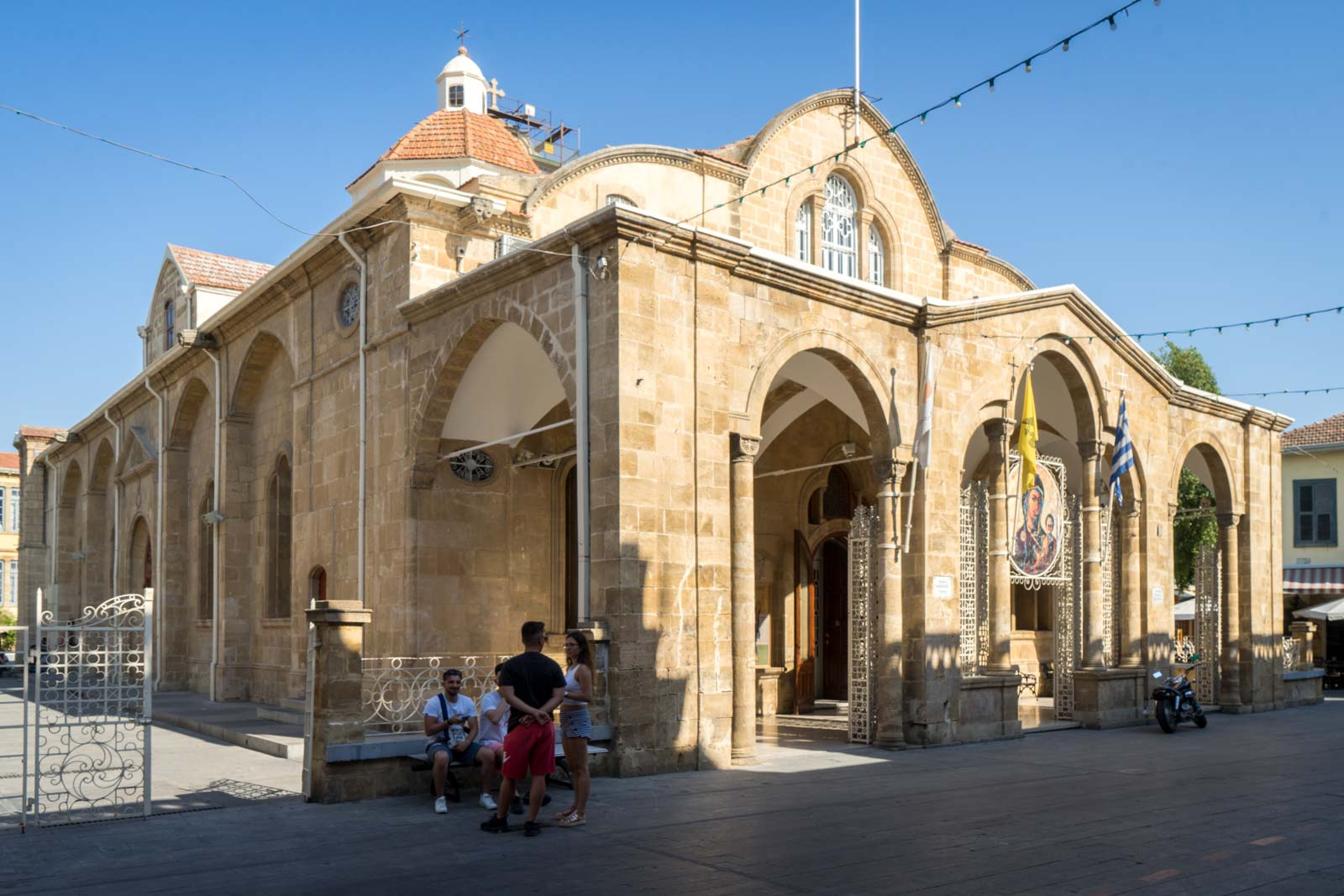 Old City, Nicosia, Cyprus