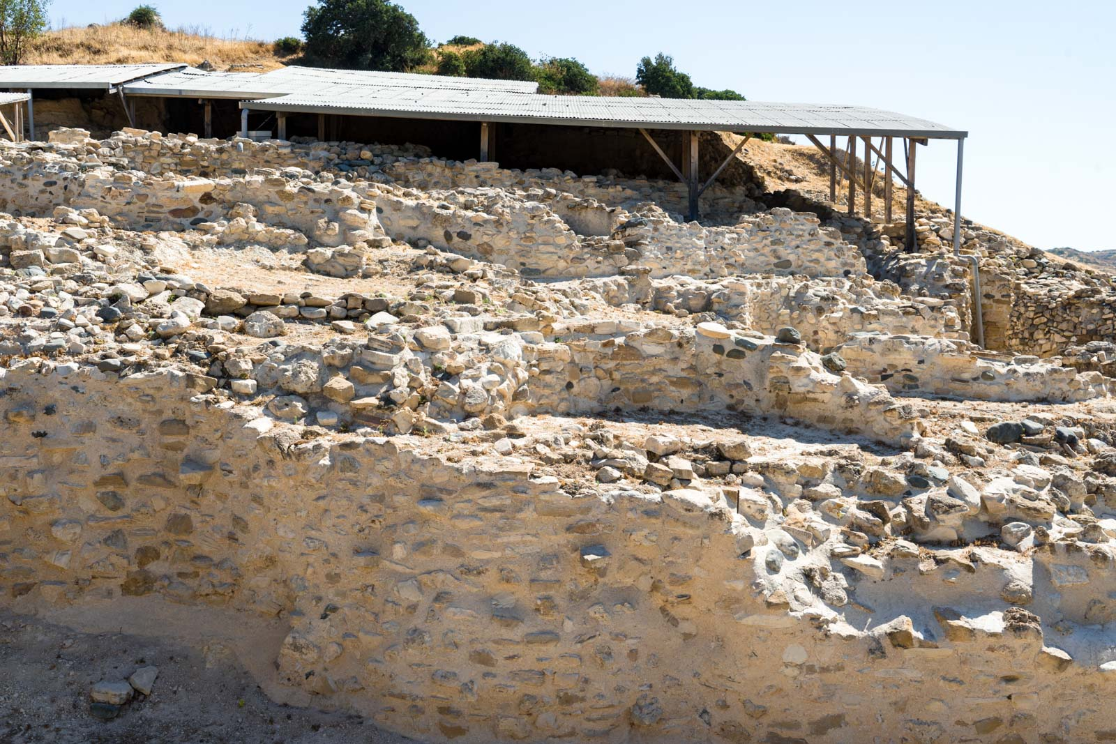 Choirokoitia,Cyprus