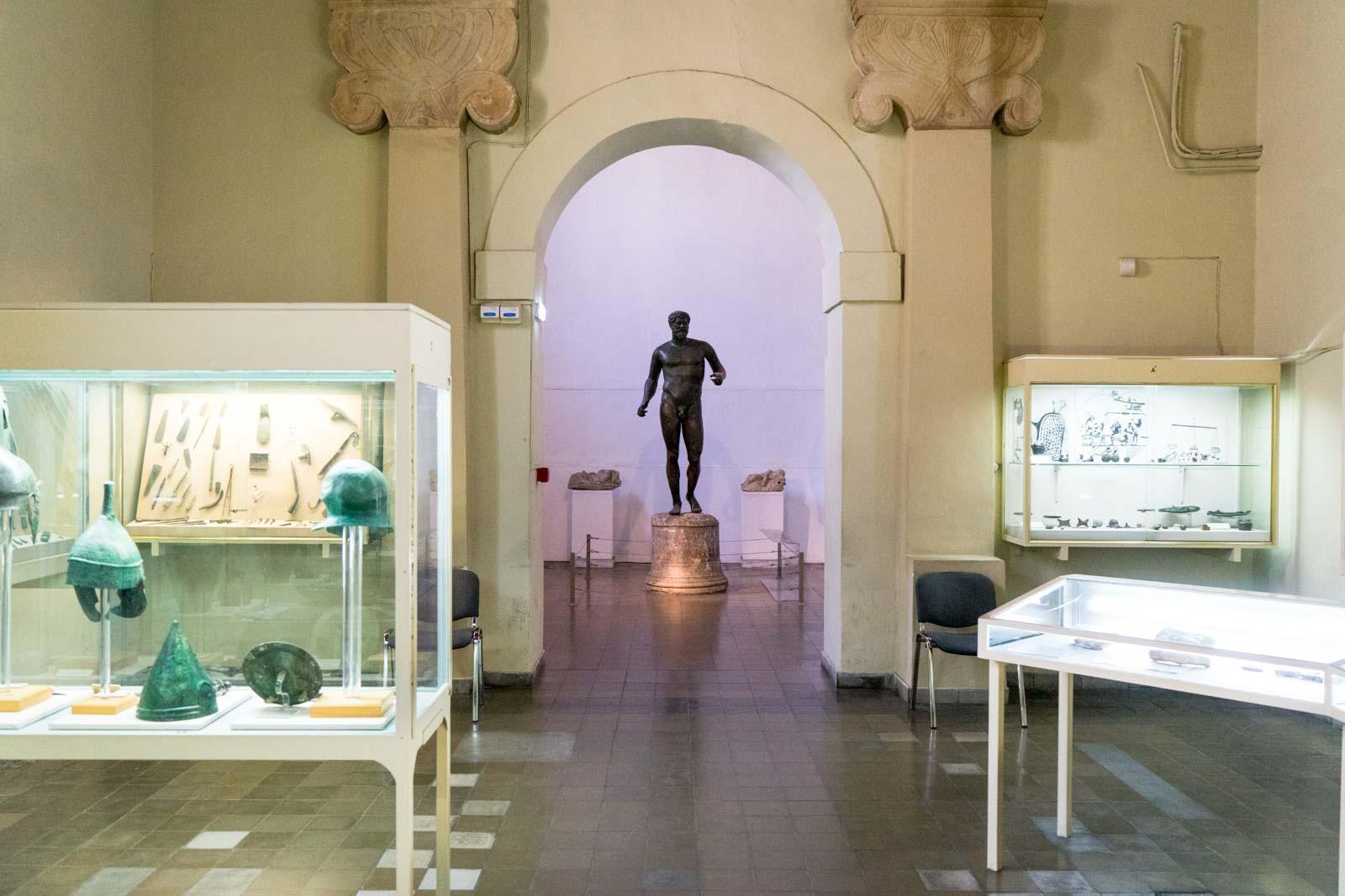 Cyprus Museum, Nicosia, Cyprus