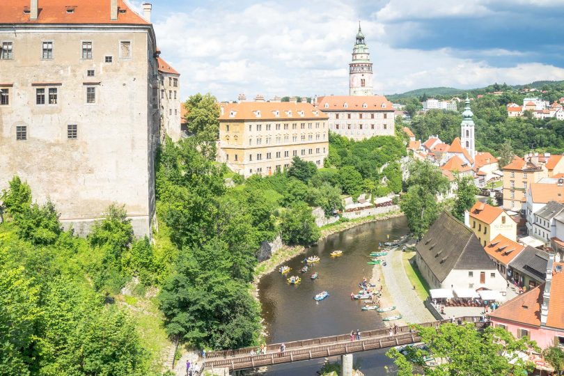 World Heritage Sites in the Czech Republic