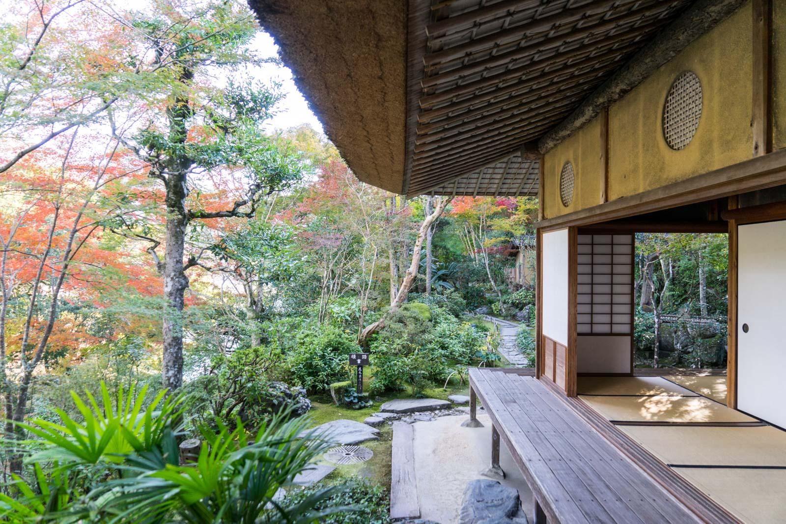 Garyu-Sanso, Ehime, Japan