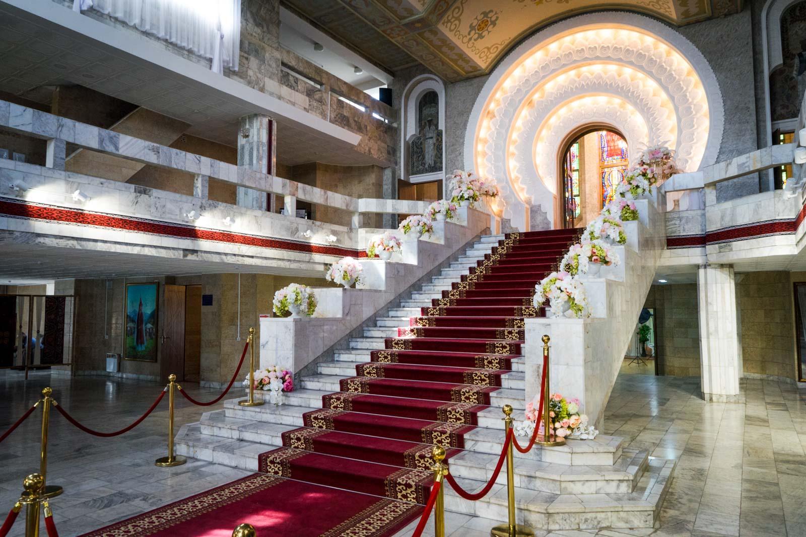 Wedding Palace, Bishkek, Kyrgyzstan