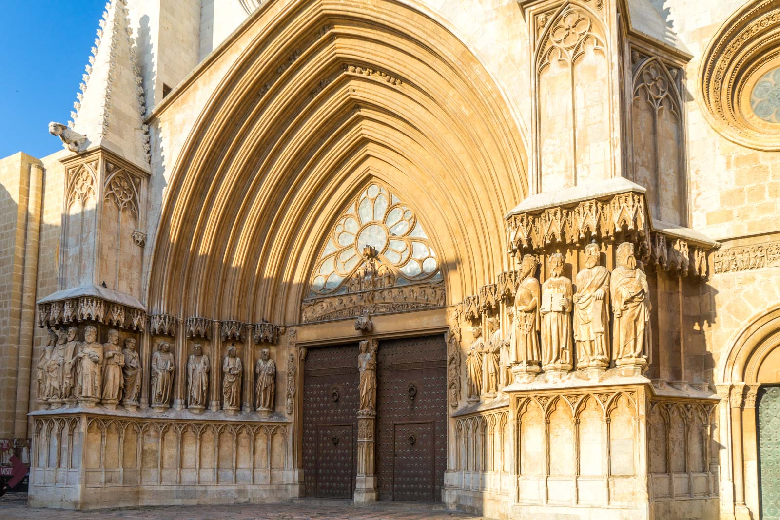 Tarragona Cathedral, Spain