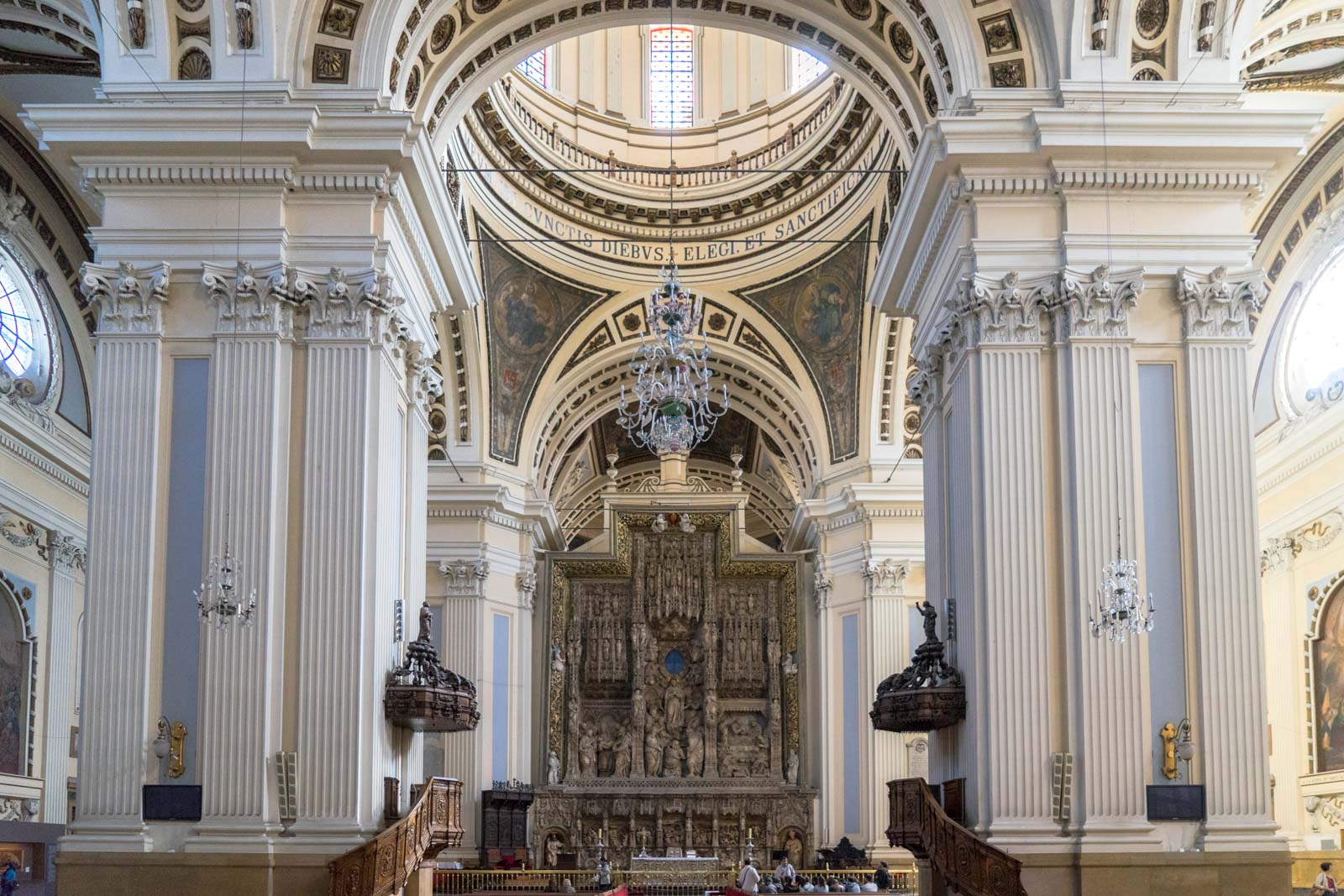 Cathedral-Basilica of Our Lady of the Pillar, Zaragoza, Spain