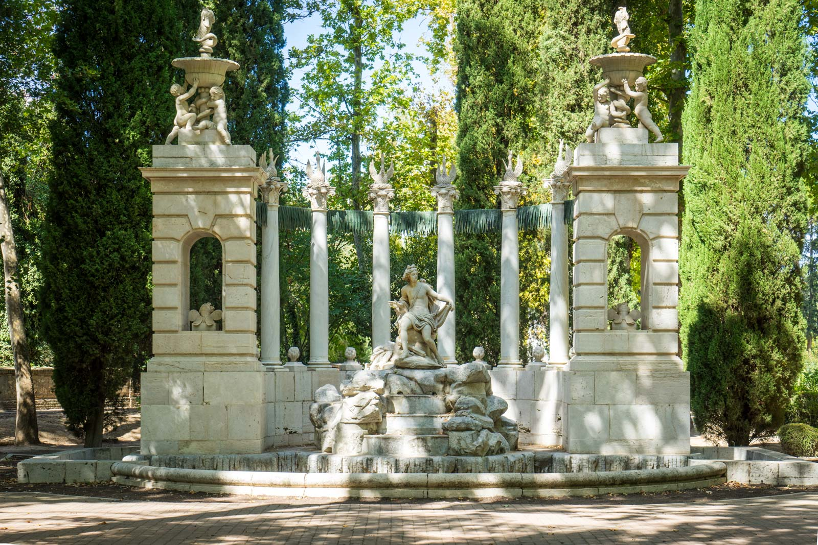 Aranjuez Palace and Gardens, Spain