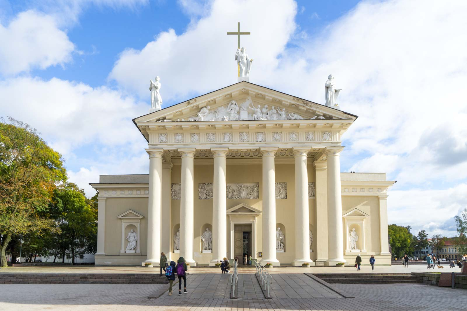 Vilnius Cathedral, Lithuania