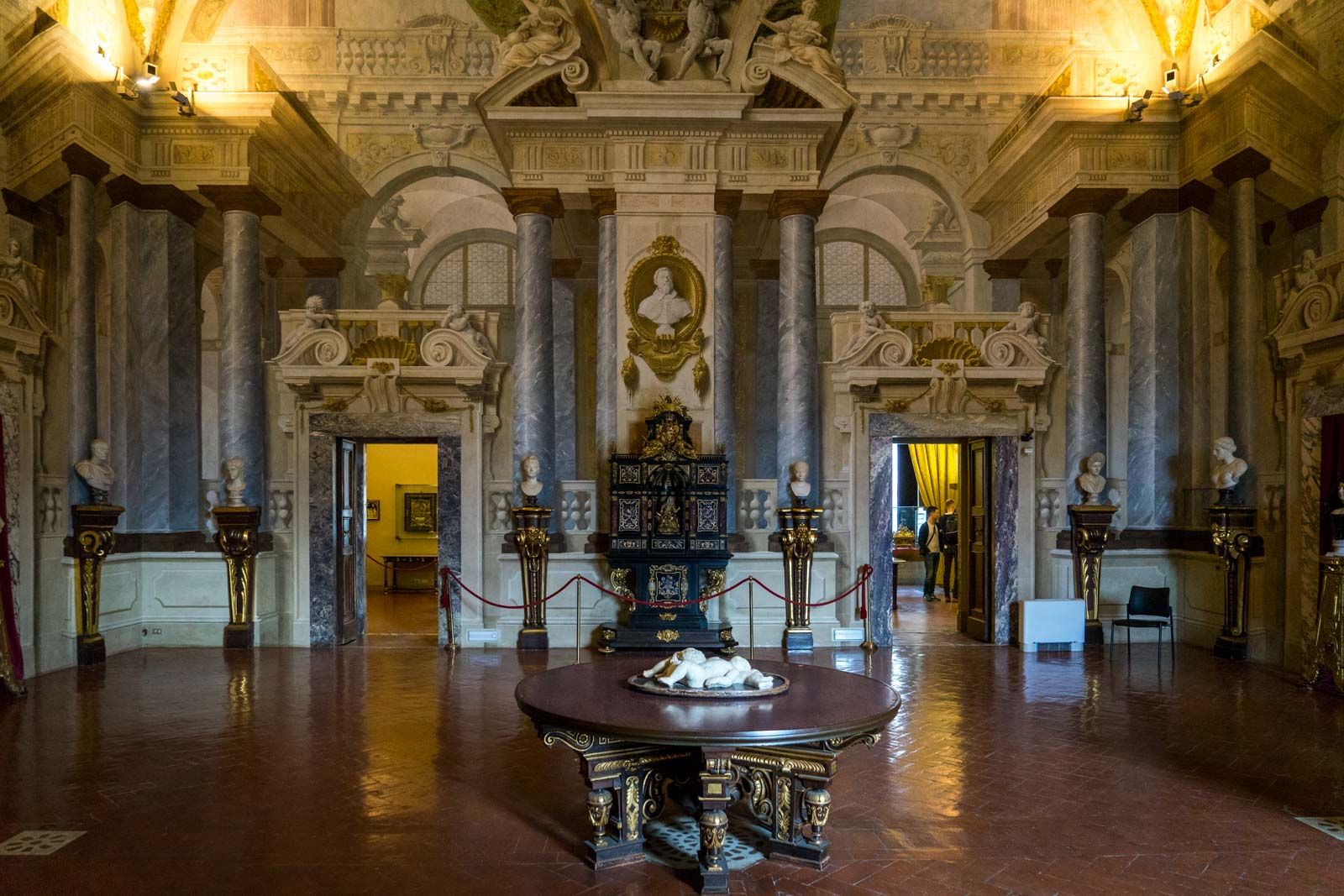 The Pitti Palace, Florence, Italy