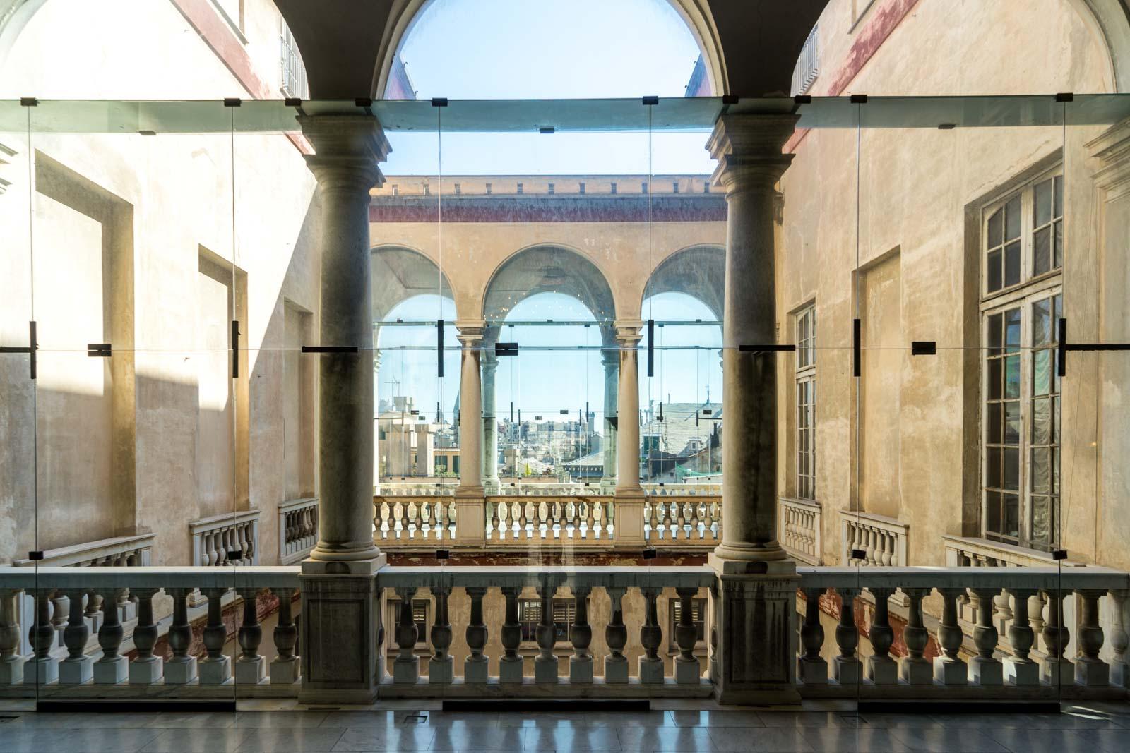 Palazzo Rosso, Genoa, Italy