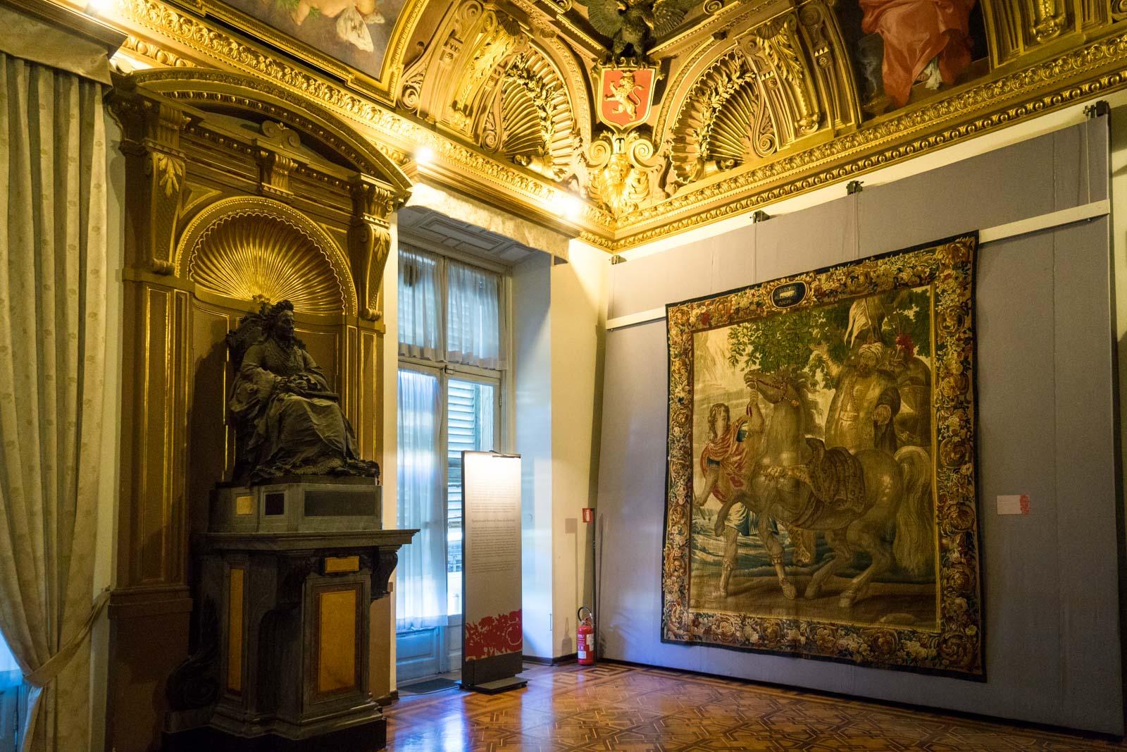 Palazzo Doria Tursi, Genoa, Italy