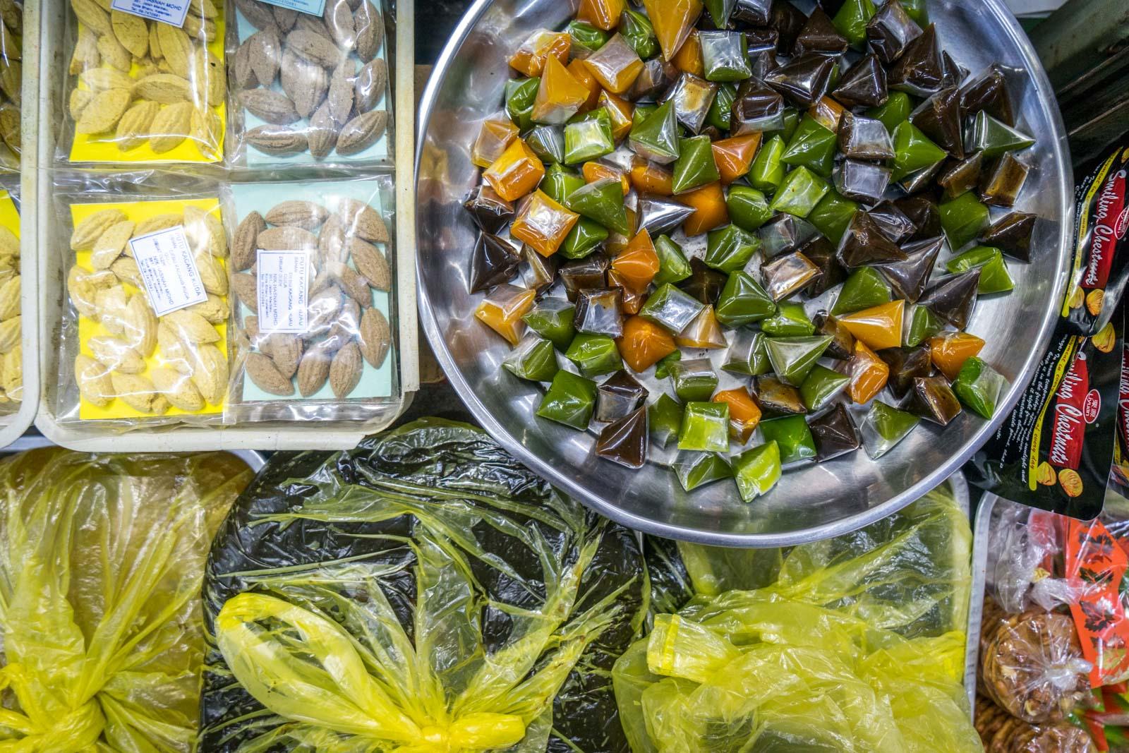 Pasar Besar market, Kota Bharu, Malaysia